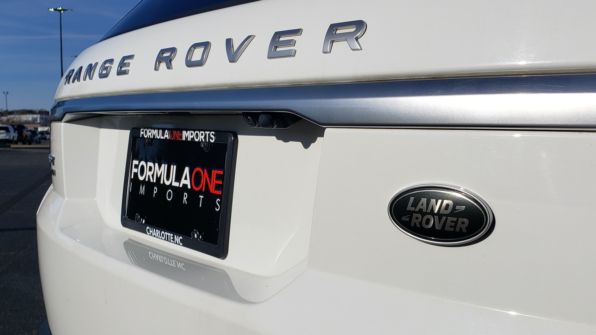 Used 2016 Land Rover RANGE ROVER SPORT SC V6 / NAV / PANO-ROOF / REARVIEW / VISION PKG for sale Sold at Formula Imports in Charlotte NC 28227 33