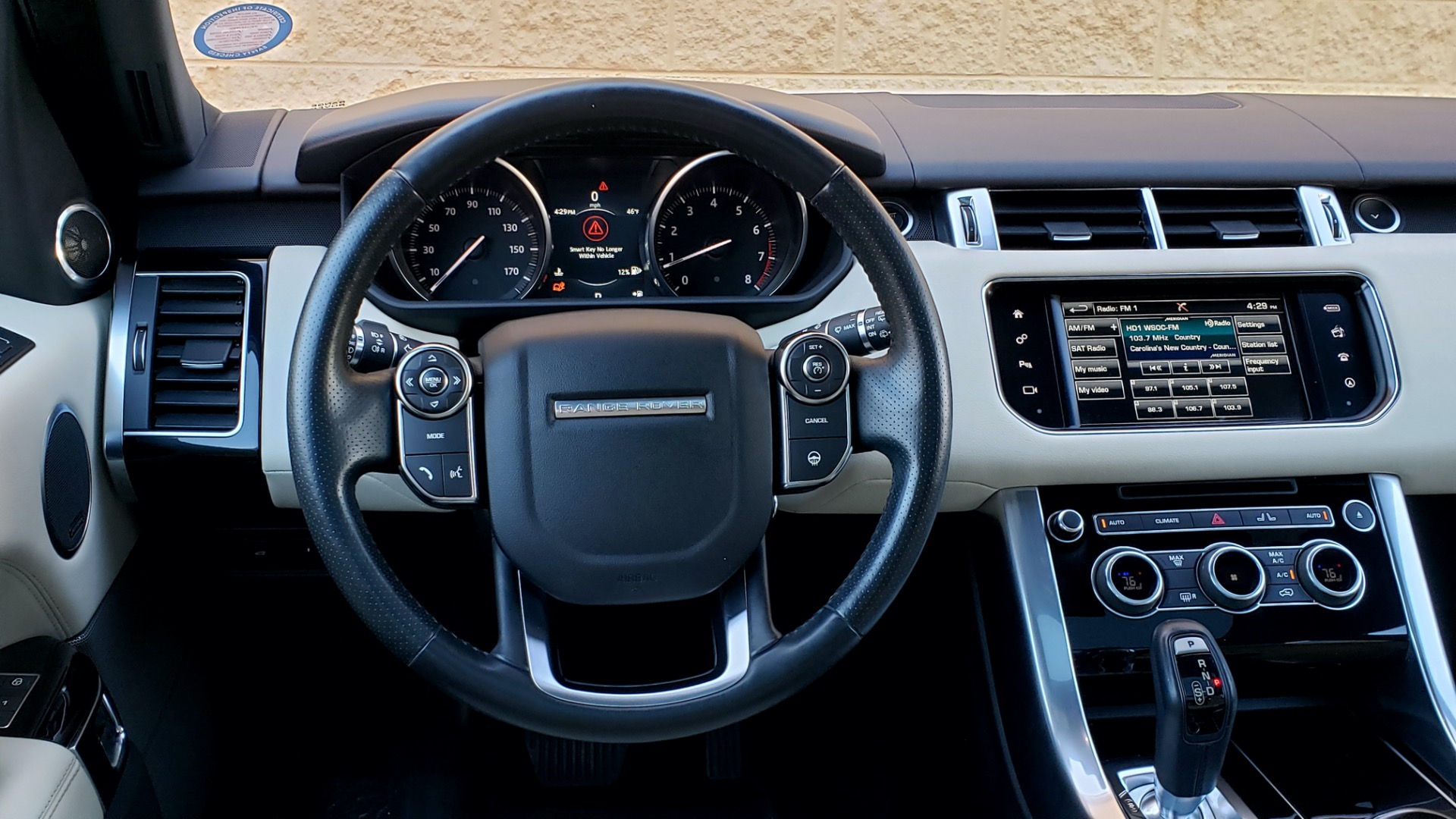 Used 2016 Land Rover RANGE ROVER SPORT SC V6 / NAV / PANO-ROOF / REARVIEW / VISION PKG for sale Sold at Formula Imports in Charlotte NC 28227 41