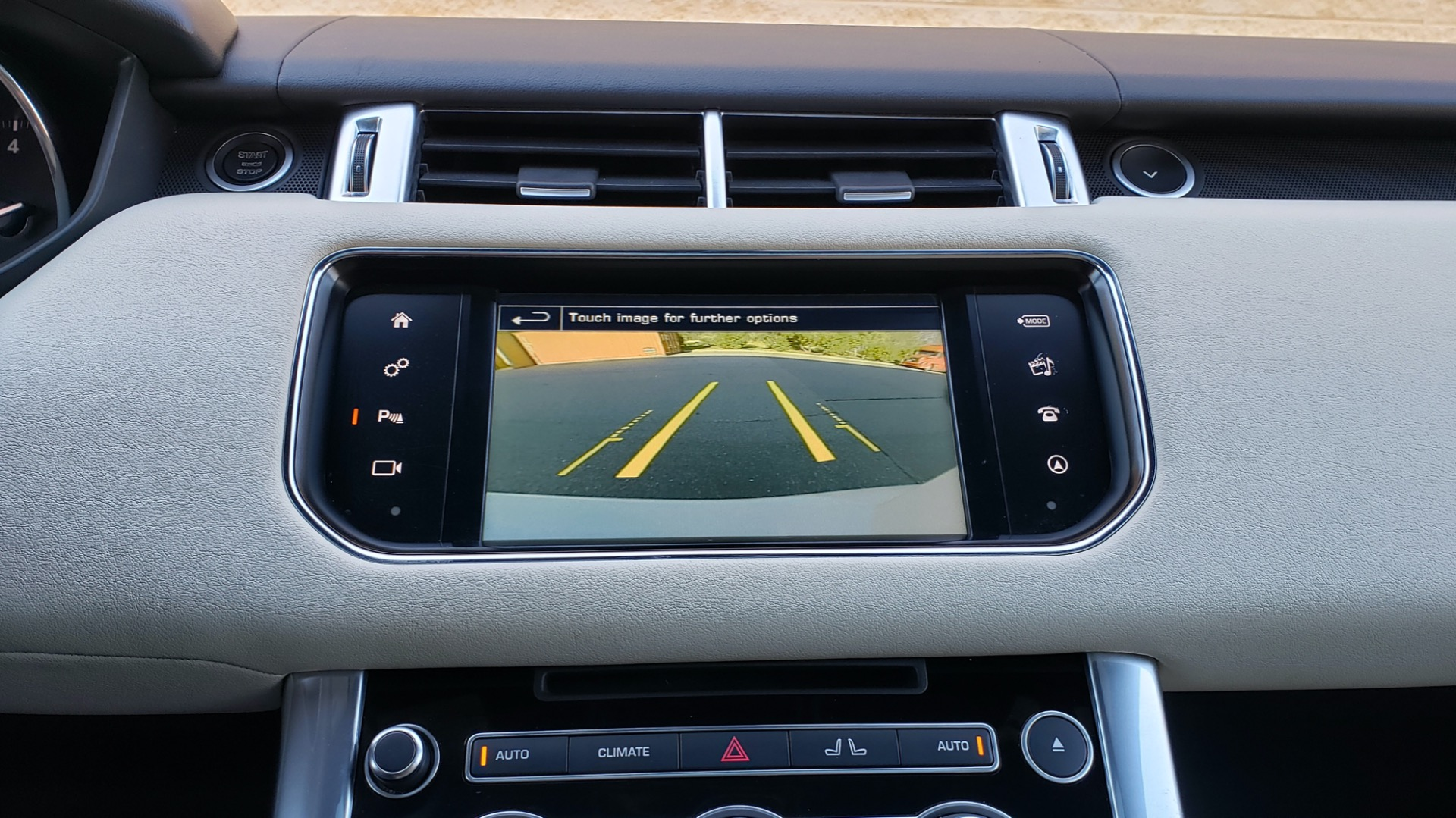 Used 2016 Land Rover RANGE ROVER SPORT SC V6 / NAV / PANO-ROOF / REARVIEW / VISION PKG for sale Sold at Formula Imports in Charlotte NC 28227 47