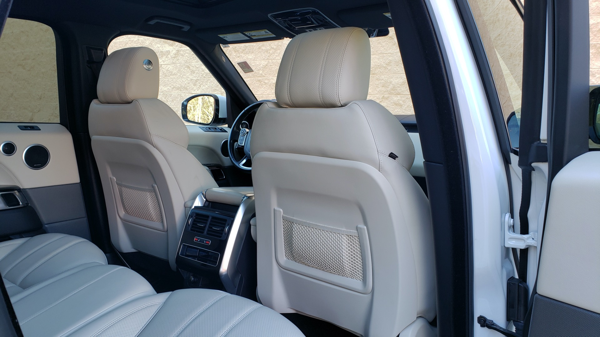 Used 2016 Land Rover RANGE ROVER SPORT SC V6 / NAV / PANO-ROOF / REARVIEW / VISION PKG for sale Sold at Formula Imports in Charlotte NC 28227 80
