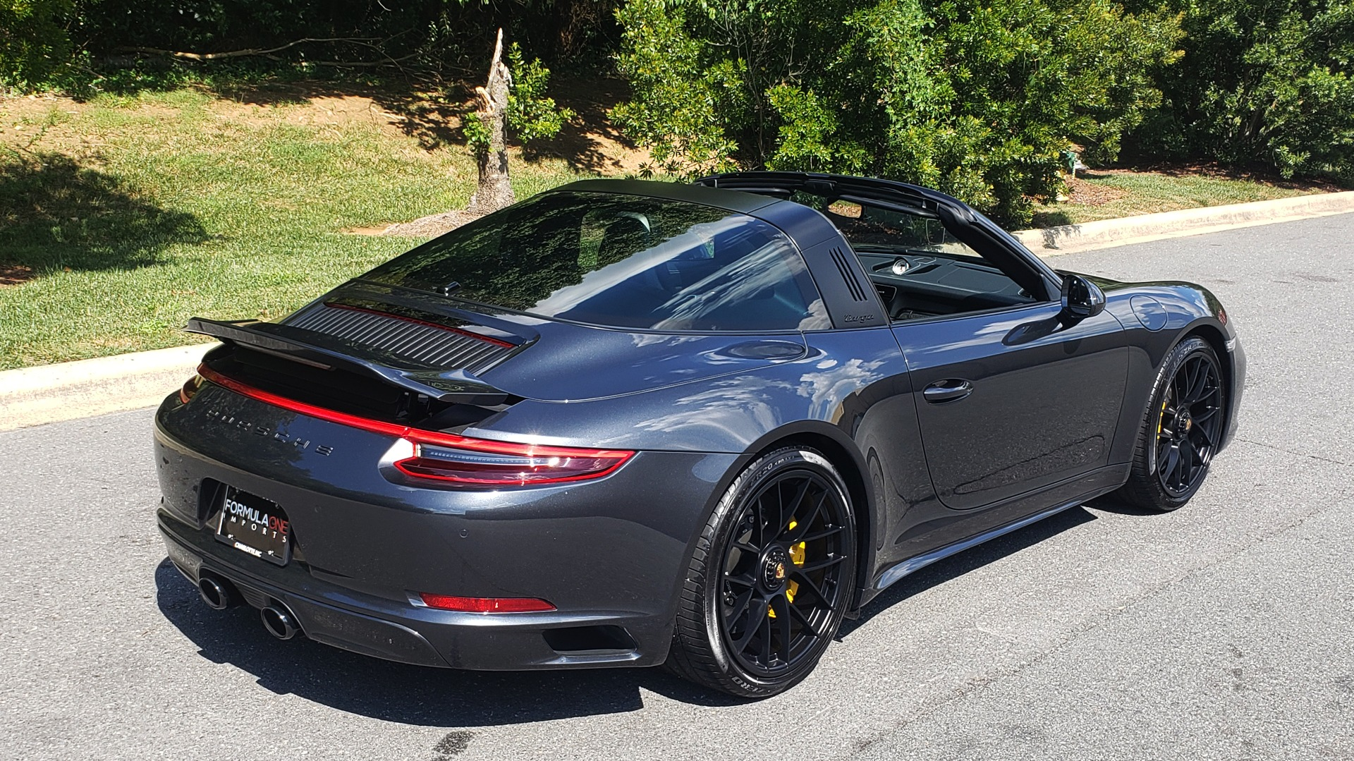 Used 2018 Porsche 911 4 GTS for sale Sold at Formula Imports in Charlotte NC 28227 5