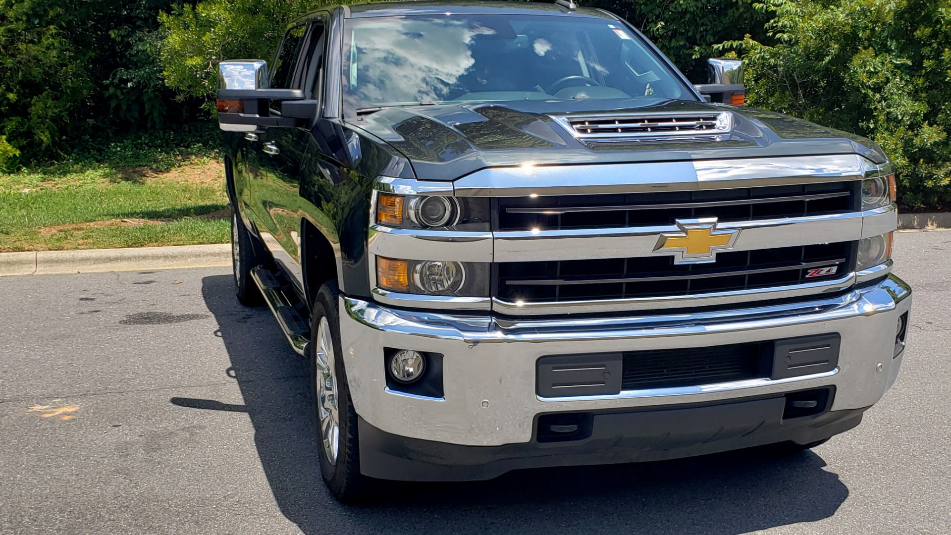 Used 2018 Chevrolet Silverado 2500HD LTZ for sale Sold at Formula Imports in Charlotte NC 28227 23