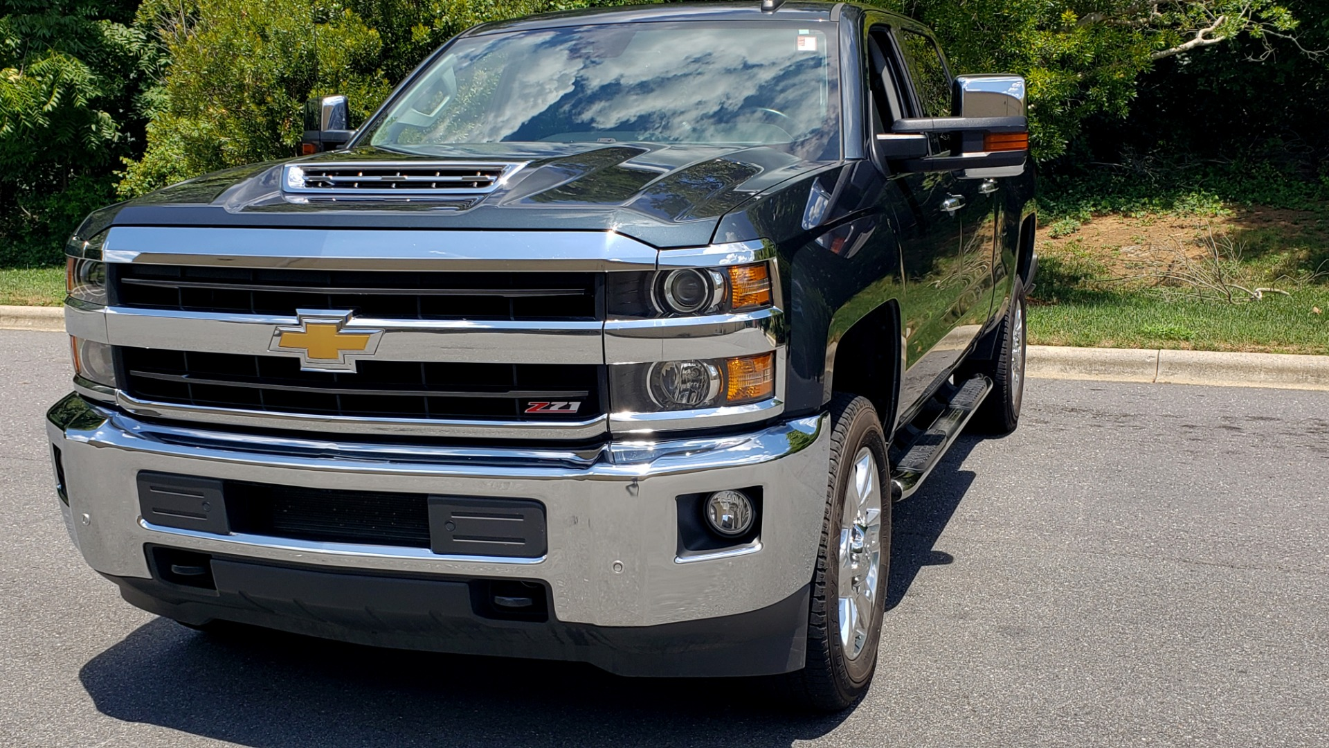 Used 2018 Chevrolet Silverado 2500HD LTZ for sale Sold at Formula Imports in Charlotte NC 28227 24