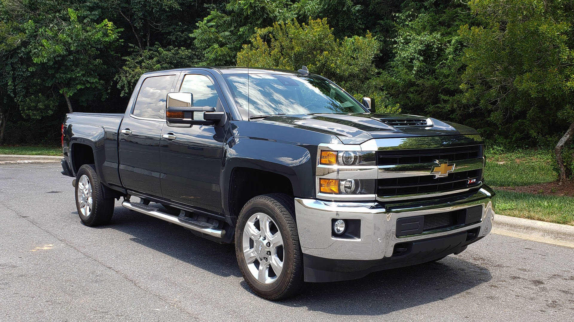 Used 2018 Chevrolet Silverado 2500HD LTZ for sale Sold at Formula Imports in Charlotte NC 28227 4