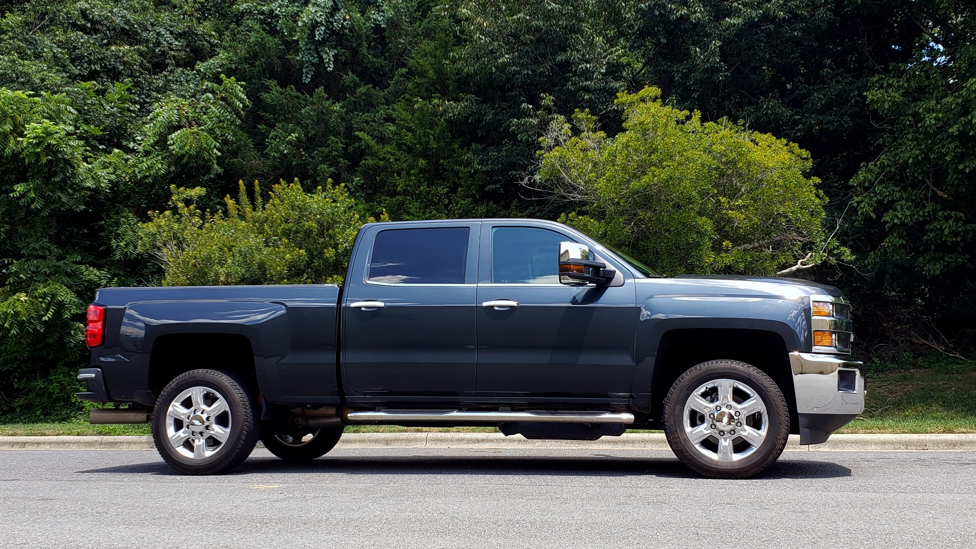 Used 2018 Chevrolet Silverado 2500HD LTZ for sale Sold at Formula Imports in Charlotte NC 28227 5