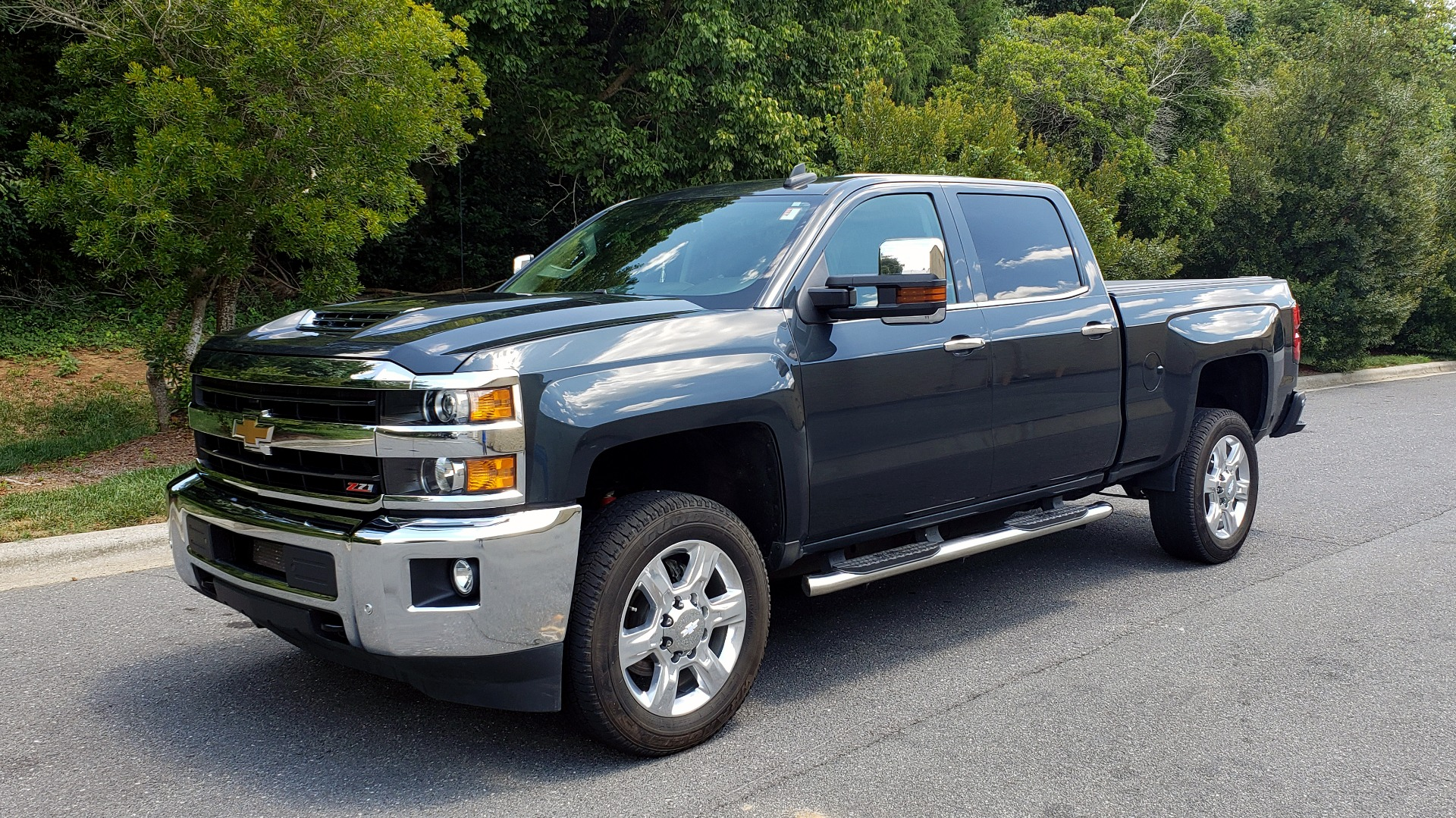 Used 2018 Chevrolet Silverado 2500HD LTZ for sale Sold at Formula Imports in Charlotte NC 28227 1
