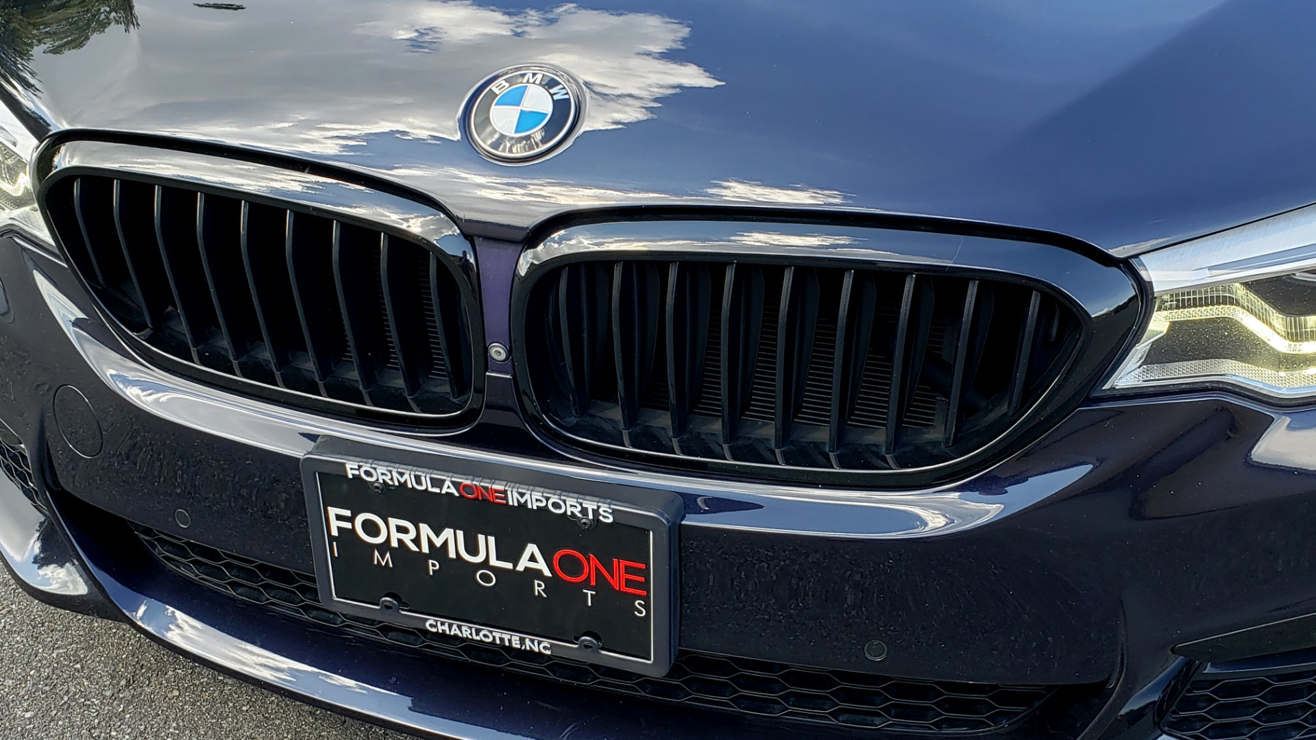 Used 2017 BMW 5 SERIES 540I XDRIVE M-SPORT / PREMIUM / NAV / HUD / SUNROOF / REARVIEW for sale $34,995 at Formula Imports in Charlotte NC 28227 19