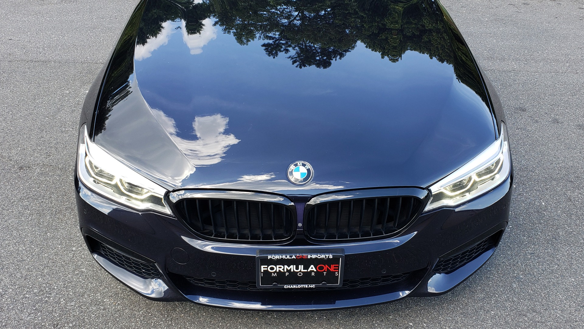 Used 2017 BMW 5 SERIES 540I XDRIVE PREMIUM / NAV / DRVR ASST PLUS / CLD WTHR / SUNROOF / REARVIEW for sale Sold at Formula Imports in Charlotte NC 28227 20