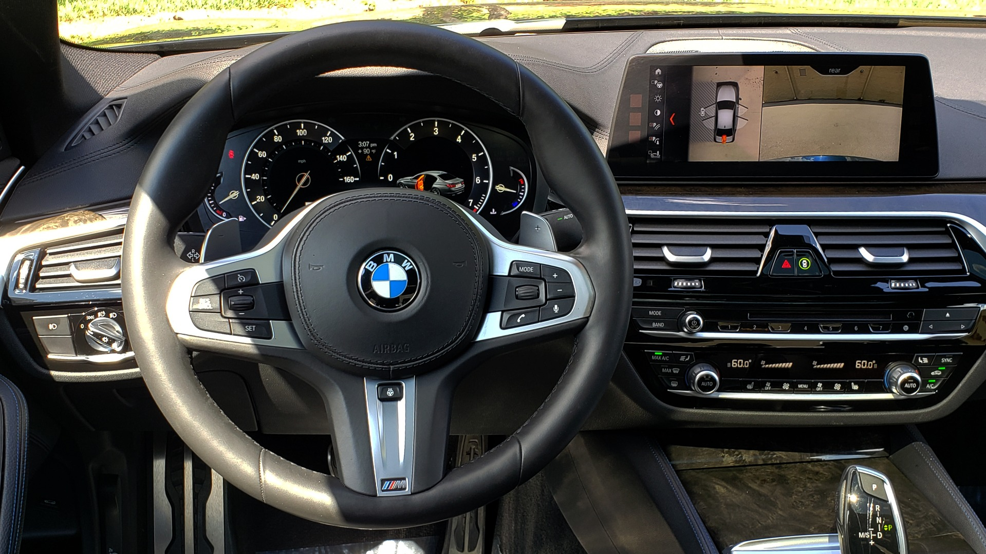 Used 2017 BMW 5 SERIES 540I XDRIVE M-SPORT / PREMIUM / NAV / HUD / SUNROOF / REARVIEW for sale $34,995 at Formula Imports in Charlotte NC 28227 31