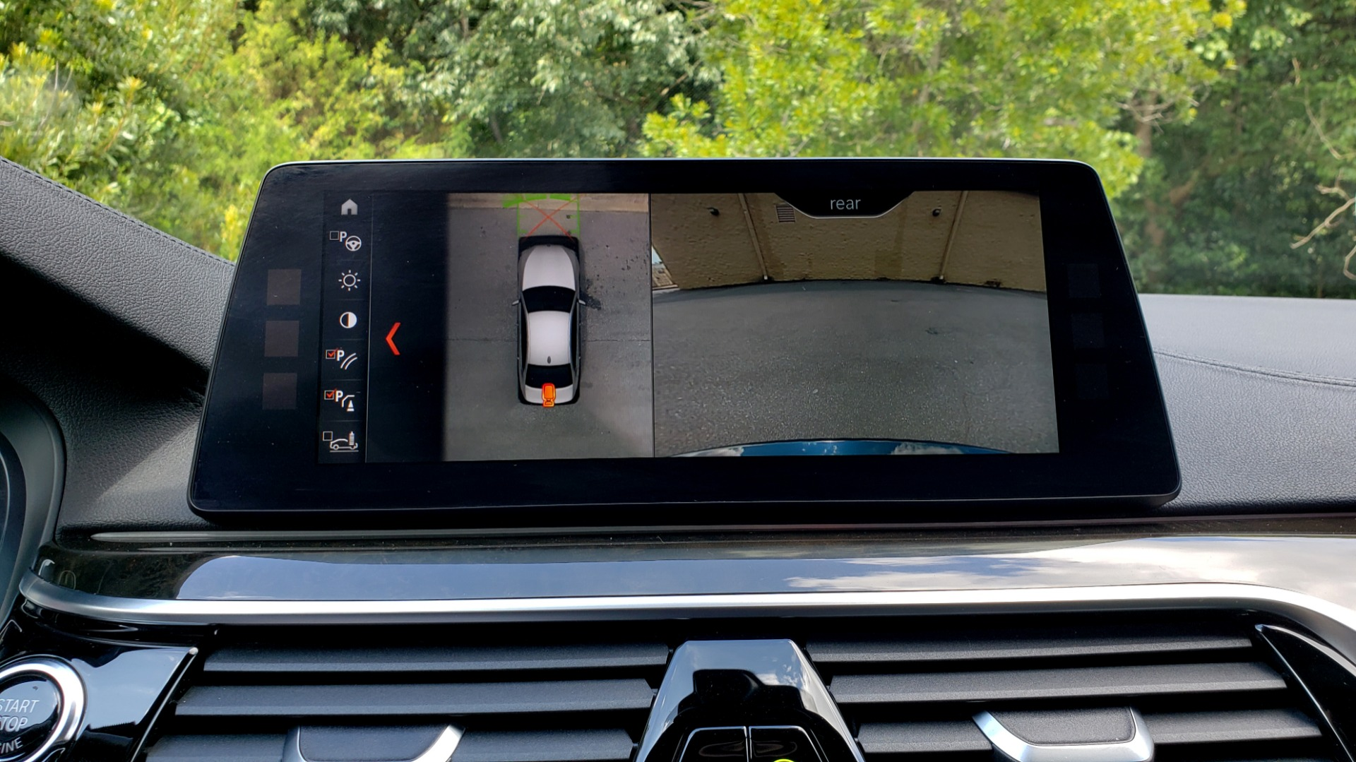 Used 2017 BMW 5 SERIES 540I XDRIVE M-SPORT / PREMIUM / NAV / HUD / SUNROOF / REARVIEW for sale $34,995 at Formula Imports in Charlotte NC 28227 42
