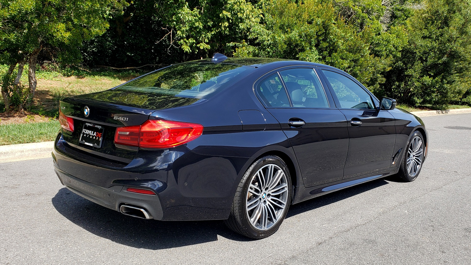 Used 2017 BMW 5 SERIES 540I XDRIVE PREMIUM / NAV / DRVR ASST PLUS / CLD WTHR / SUNROOF / REARVIEW for sale Sold at Formula Imports in Charlotte NC 28227 6