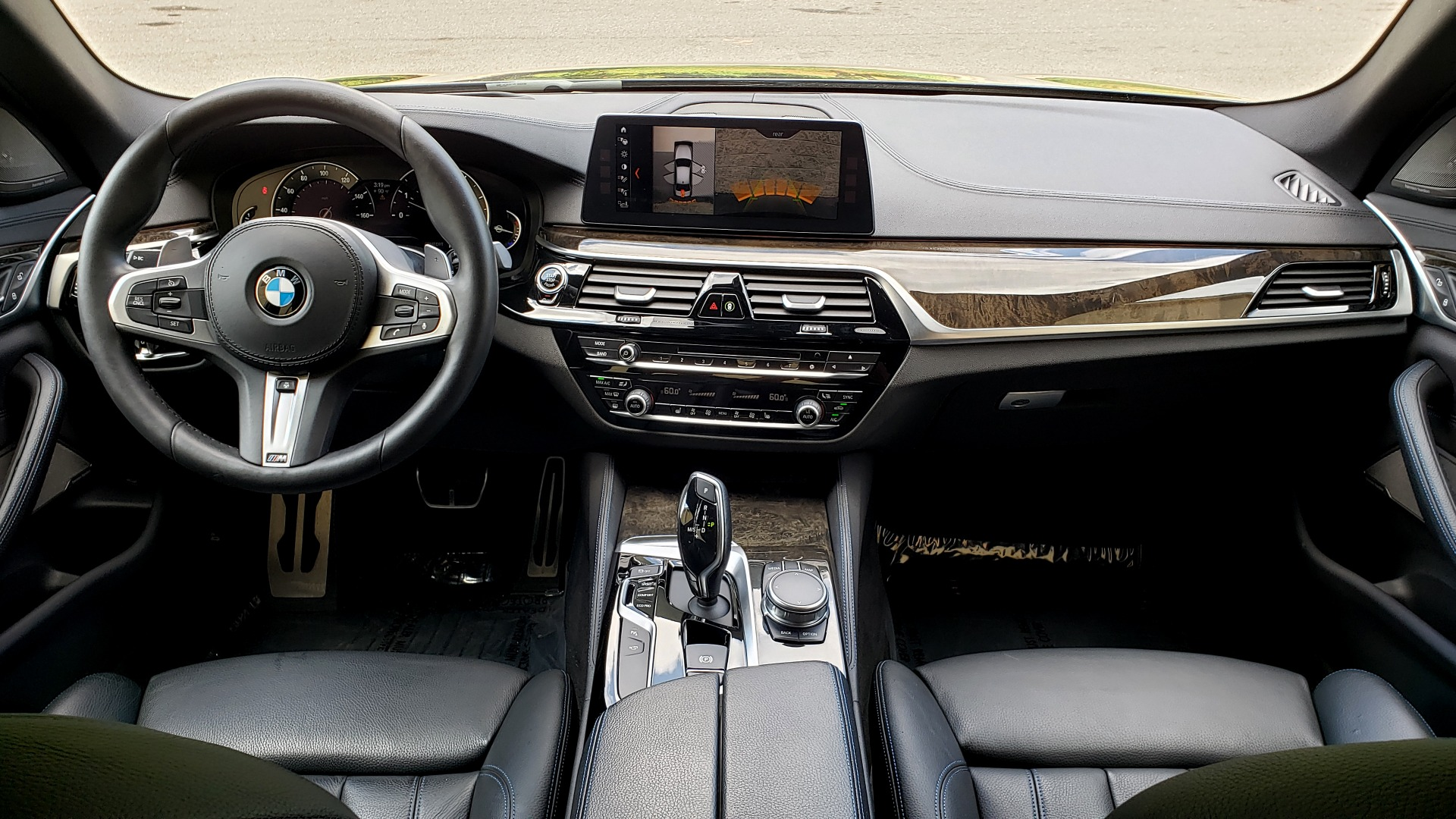 Used 2017 BMW 5 SERIES 540I XDRIVE M-SPORT / PREMIUM / NAV / HUD / SUNROOF / REARVIEW for sale $34,995 at Formula Imports in Charlotte NC 28227 76