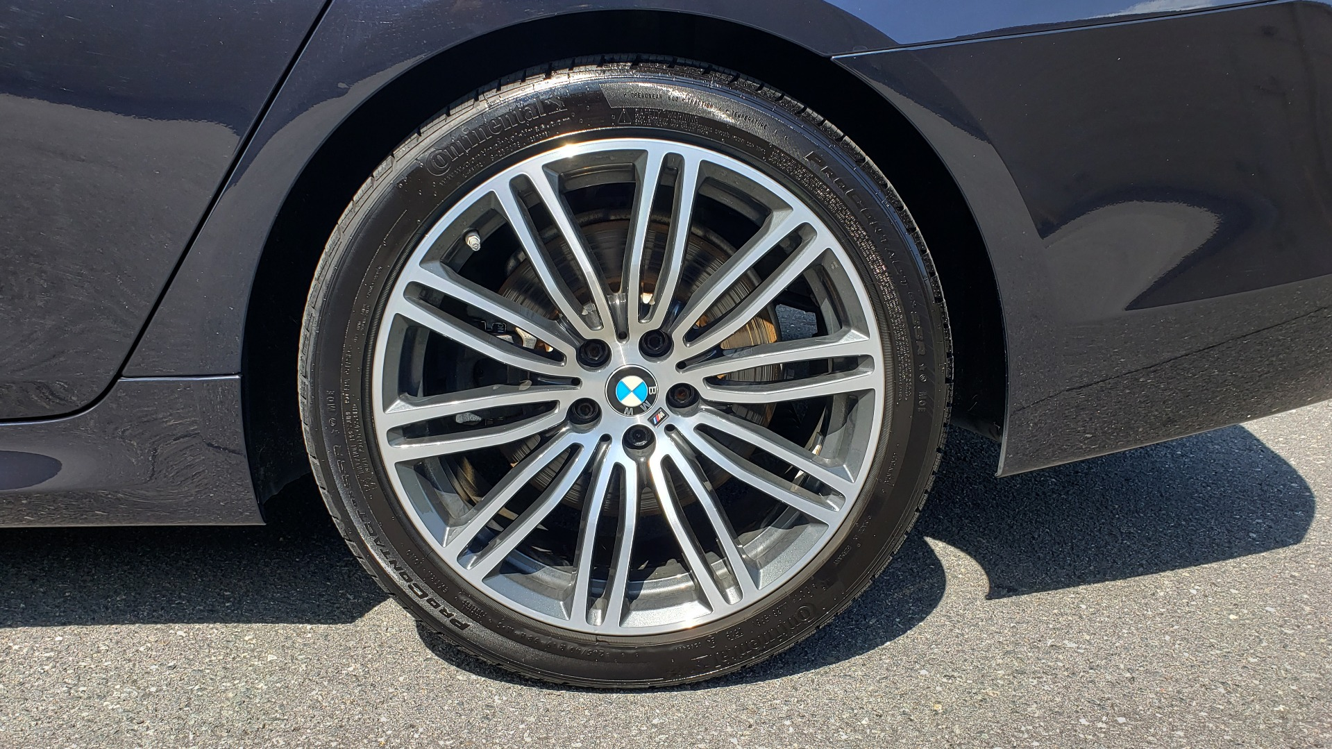 Used 2017 BMW 5 SERIES 540I XDRIVE PREMIUM / NAV / DRVR ASST PLUS / CLD WTHR / SUNROOF / REARVIEW for sale Sold at Formula Imports in Charlotte NC 28227 78