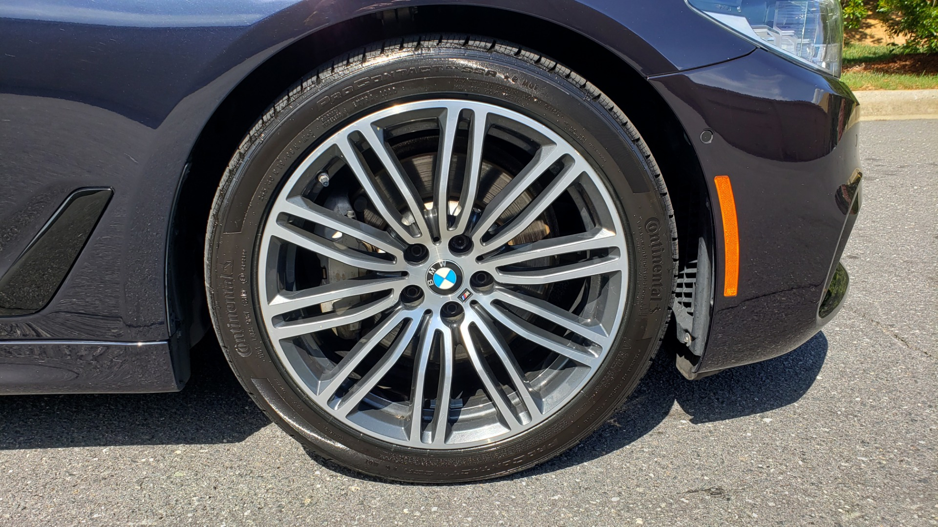 Used 2017 BMW 5 SERIES 540I XDRIVE M-SPORT / PREMIUM / NAV / HUD / SUNROOF / REARVIEW for sale $34,995 at Formula Imports in Charlotte NC 28227 80