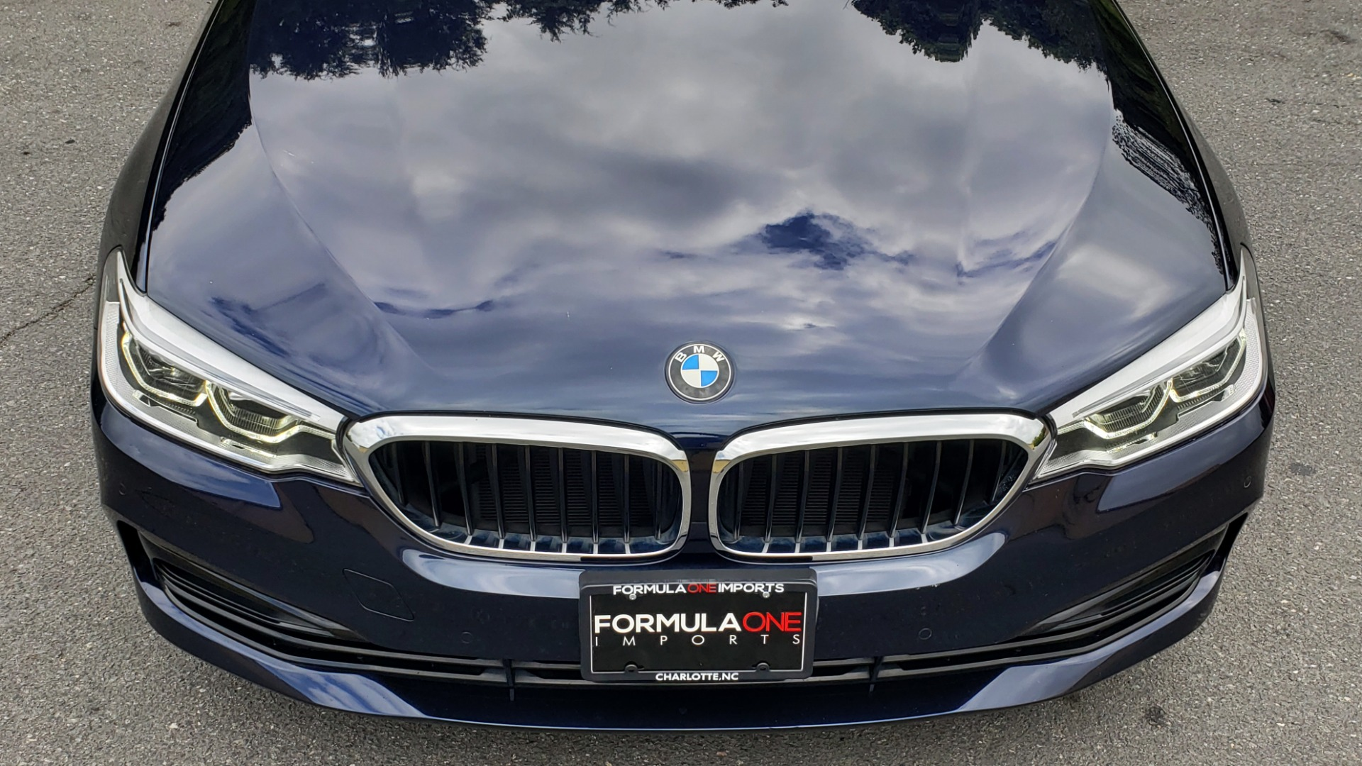 Used 2017 BMW 5 SERIES 540I XDRIVE PREMIUM / NAV / HUD / SUNROOF / REARVIEW for sale $36,595 at Formula Imports in Charlotte NC 28227 19