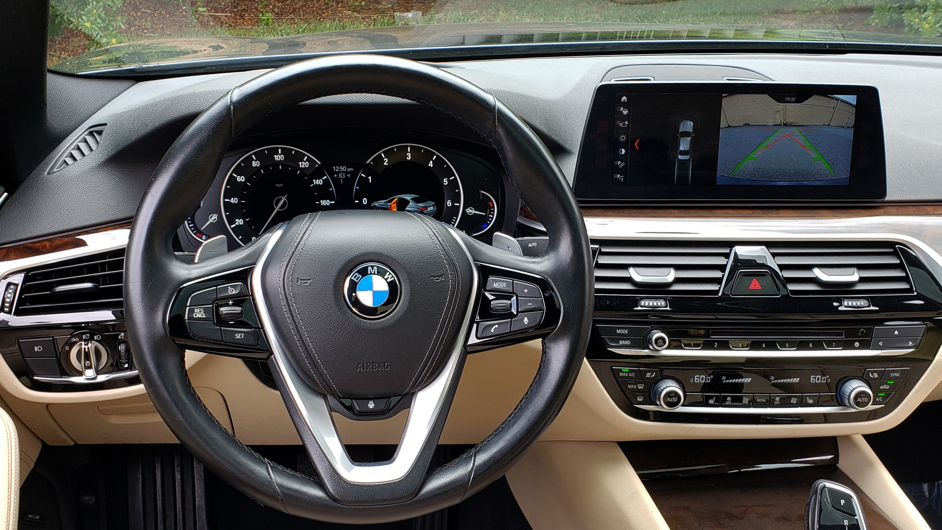 Used 2017 BMW 5 SERIES 540I XDRIVE PREMIUM / NAV / HUD / SUNROOF / REARVIEW for sale $36,595 at Formula Imports in Charlotte NC 28227 33
