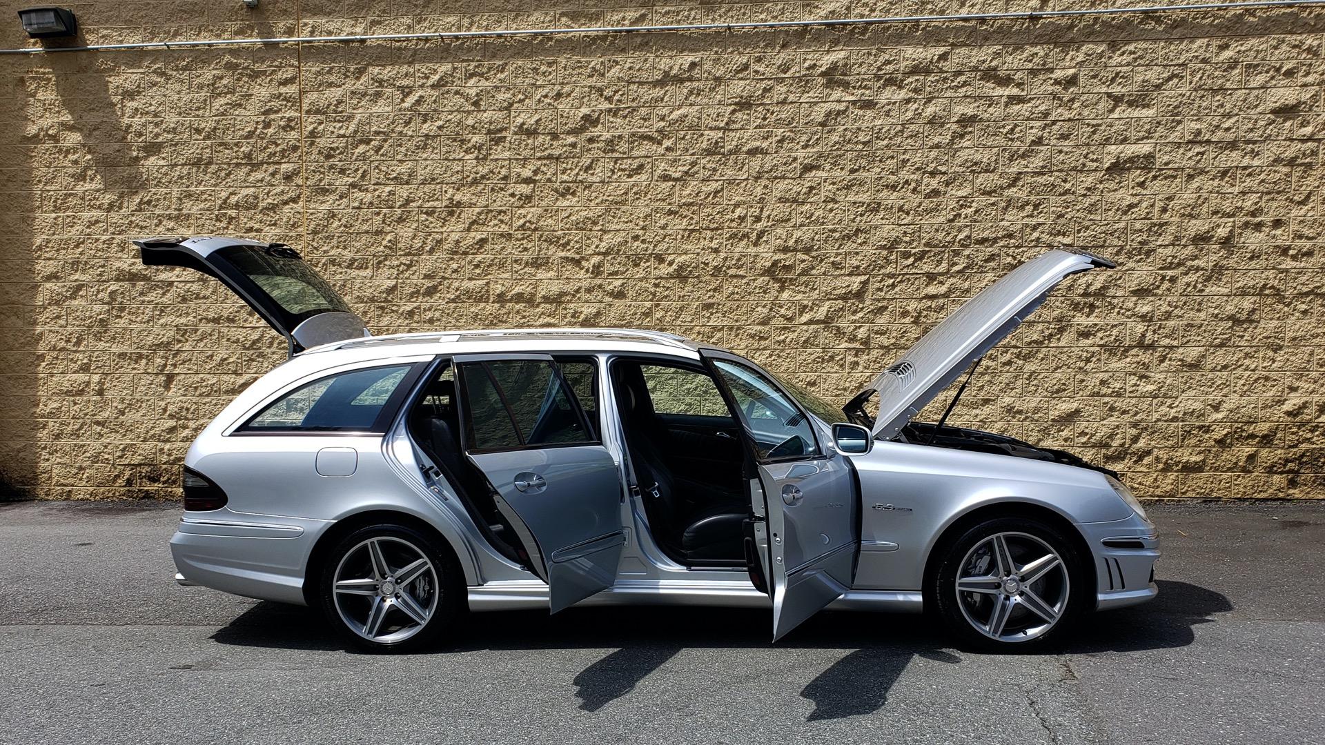 Used 2007 Mercedes-Benz E-Class E63 AMG WAGON / NAV / SUNROOF / HARMAN/KARDON for sale $29,000 at Formula Imports in Charlotte NC 28227 10