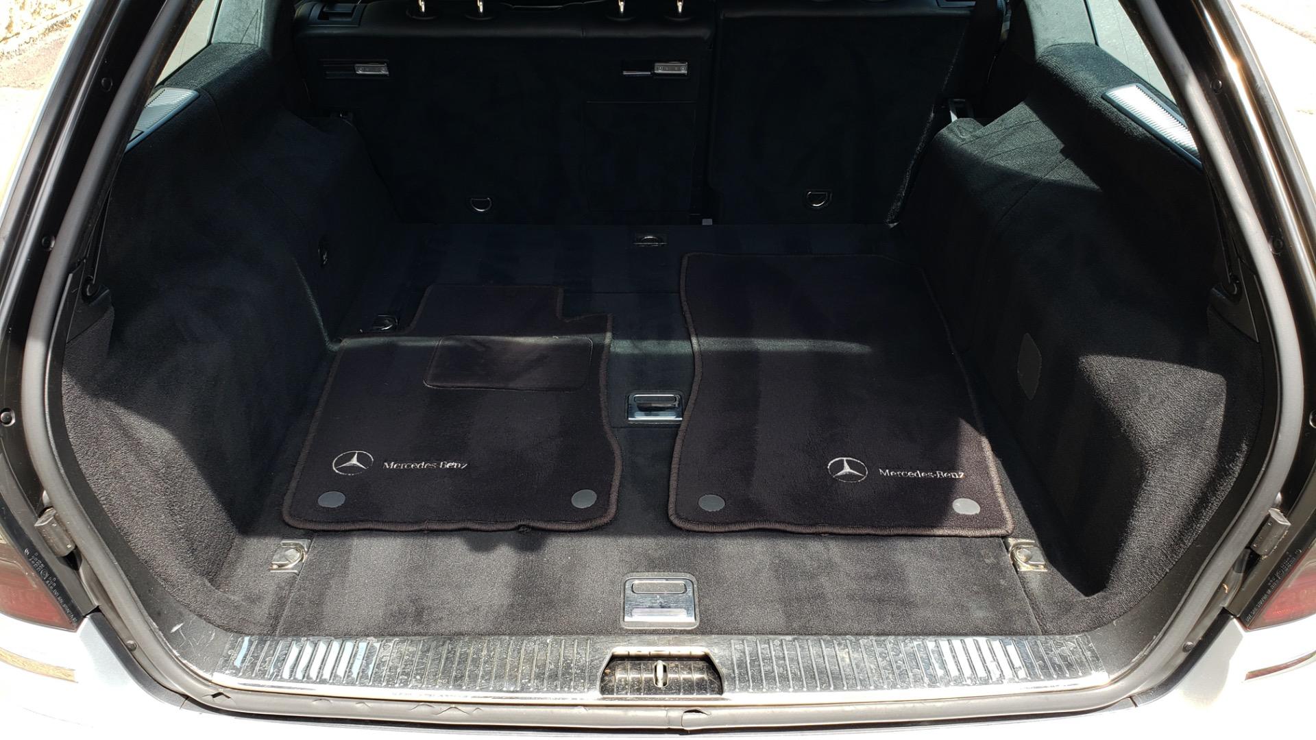 Used 2007 Mercedes-Benz E-Class E63 AMG WAGON / NAV / SUNROOF / HARMAN/KARDON for sale $29,000 at Formula Imports in Charlotte NC 28227 21