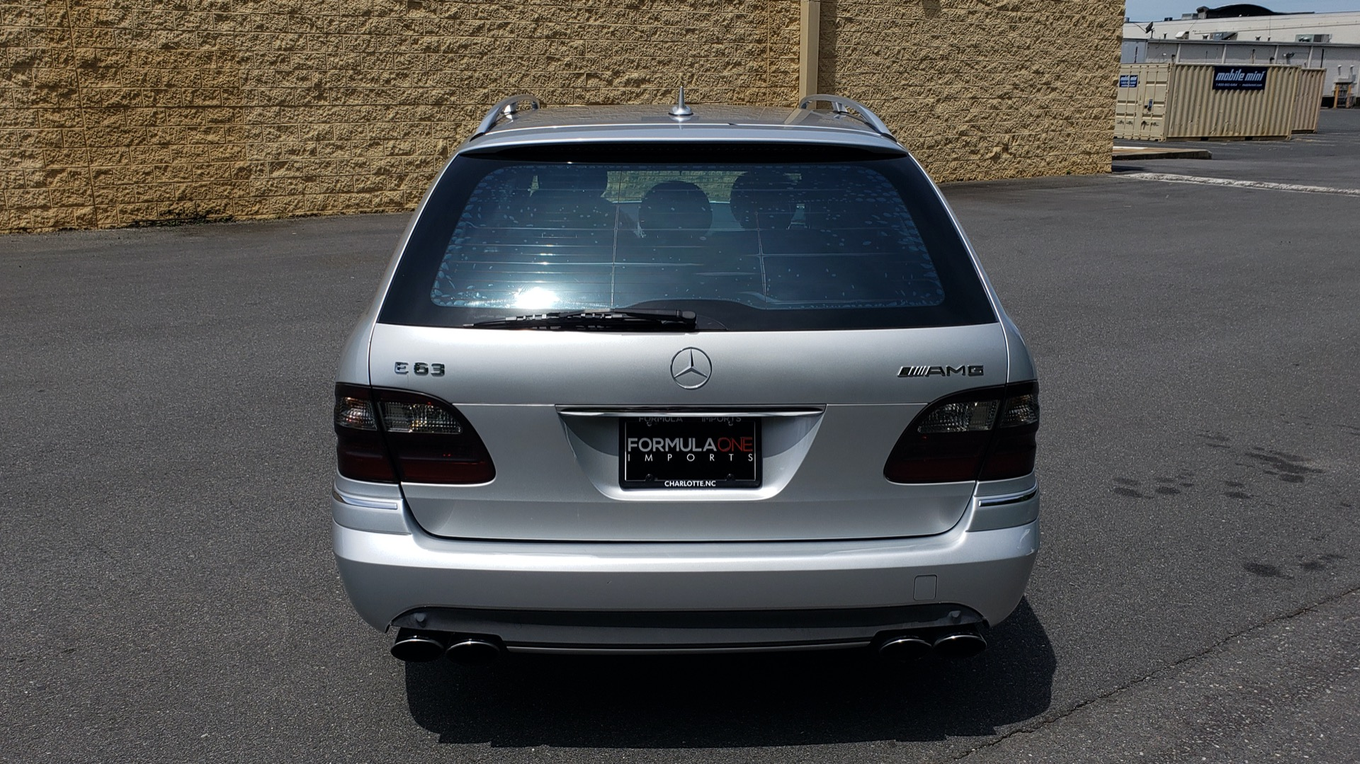 Used 2007 Mercedes-Benz E-Class 6.3L AMG for sale Sold at Formula Imports in Charlotte NC 28227 26