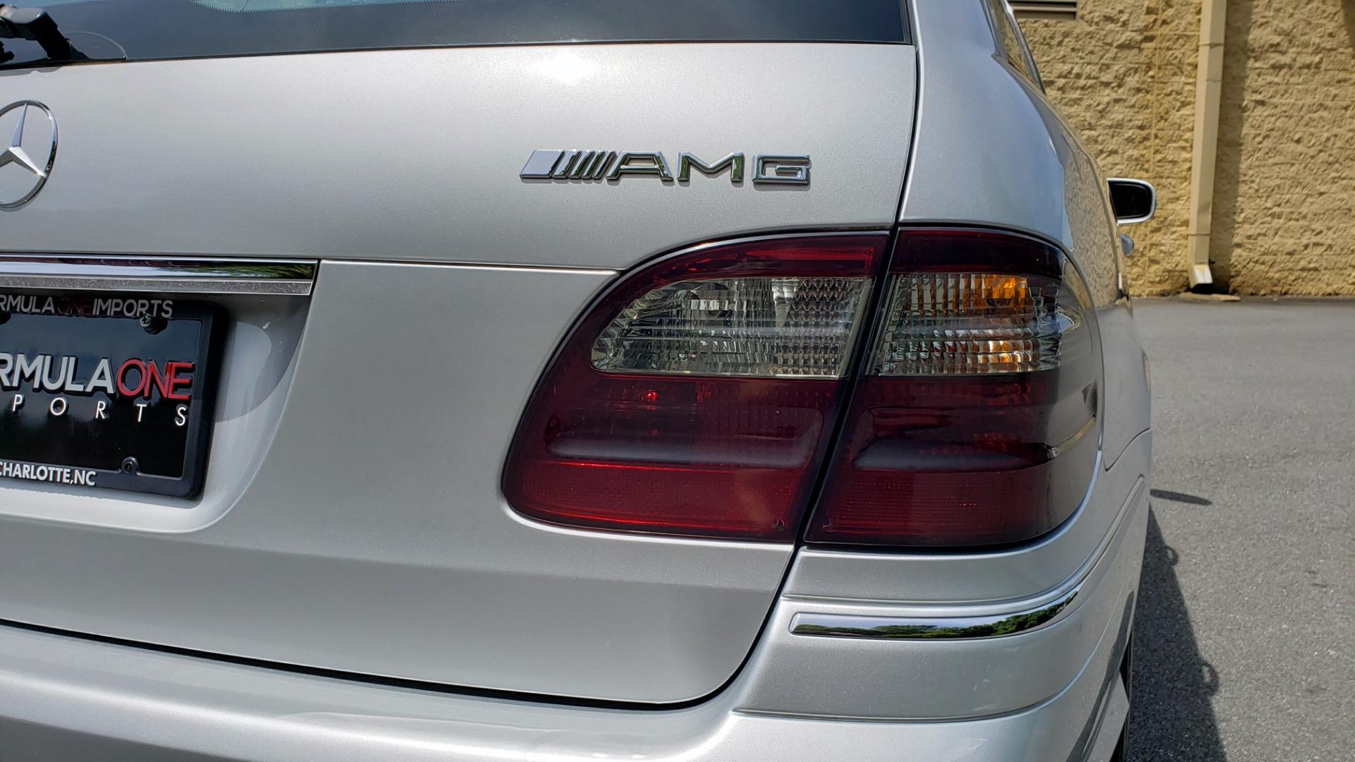 Used 2007 Mercedes-Benz E-Class E63 AMG WAGON / NAV / SUNROOF / HARMAN/KARDON for sale $29,000 at Formula Imports in Charlotte NC 28227 28