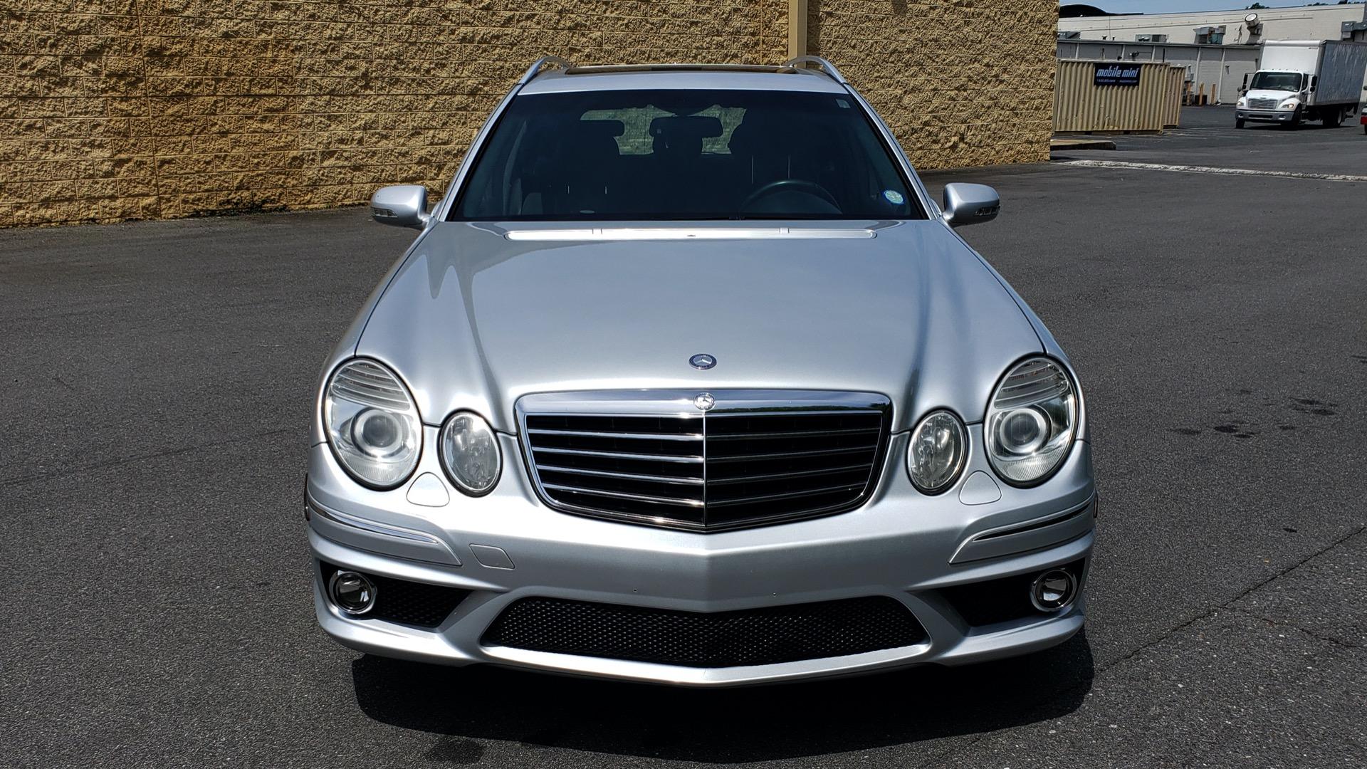 Used 2007 Mercedes-Benz E-Class E63 AMG WAGON / NAV / SUNROOF / HARMAN/KARDON for sale $29,000 at Formula Imports in Charlotte NC 28227 31