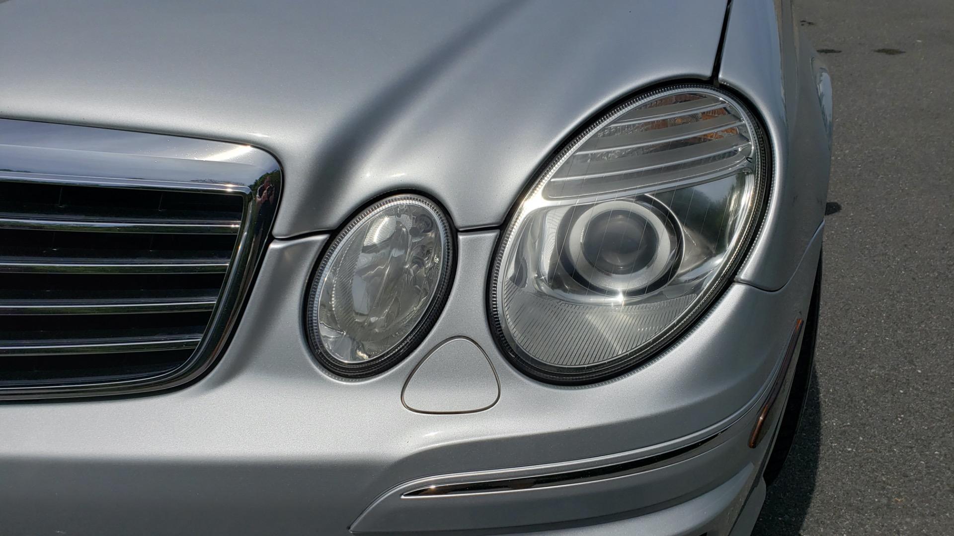 Used 2007 Mercedes-Benz E-Class E63 AMG WAGON / NAV / SUNROOF / HARMAN/KARDON for sale $29,000 at Formula Imports in Charlotte NC 28227 33