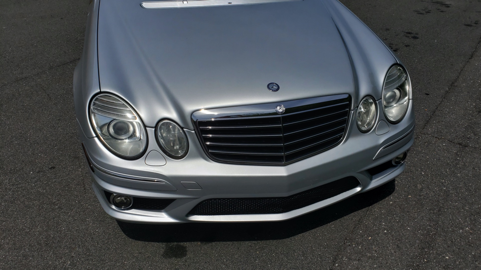 Used 2007 Mercedes-Benz E-Class 6.3L AMG for sale Sold at Formula Imports in Charlotte NC 28227 34