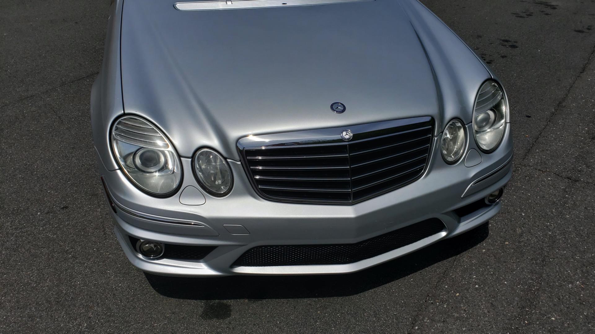 Used 2007 Mercedes-Benz E-Class E63 AMG WAGON / NAV / SUNROOF / HARMAN/KARDON for sale $29,000 at Formula Imports in Charlotte NC 28227 34