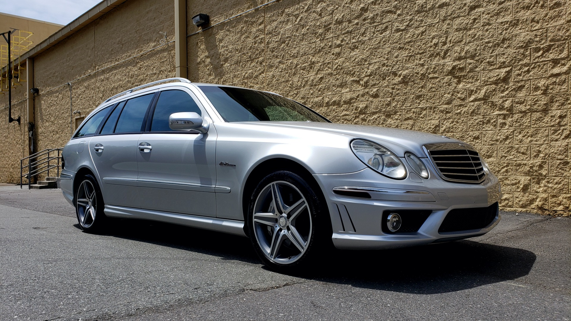 Used 2007 Mercedes-Benz E-Class 6.3L AMG for sale Sold at Formula Imports in Charlotte NC 28227 4