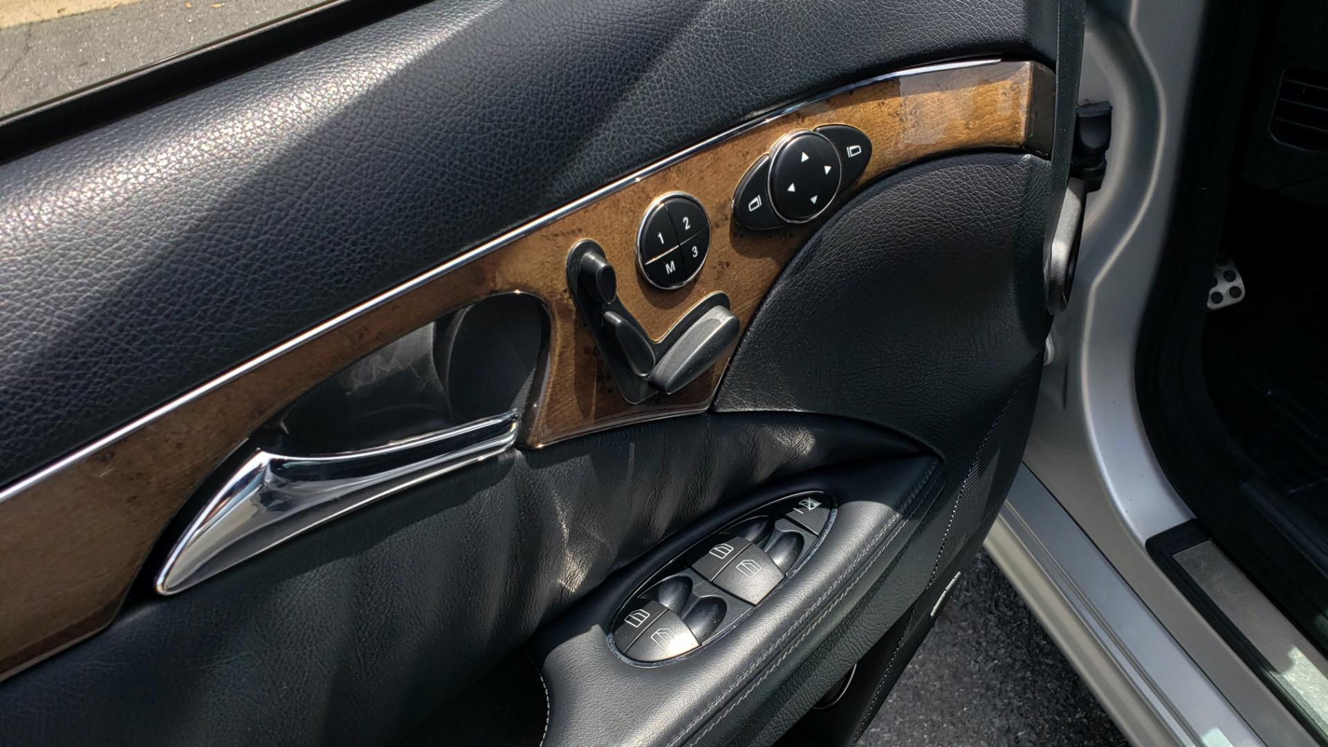 Used 2007 Mercedes-Benz E-Class E63 AMG WAGON / NAV / SUNROOF / HARMAN/KARDON for sale $29,000 at Formula Imports in Charlotte NC 28227 40