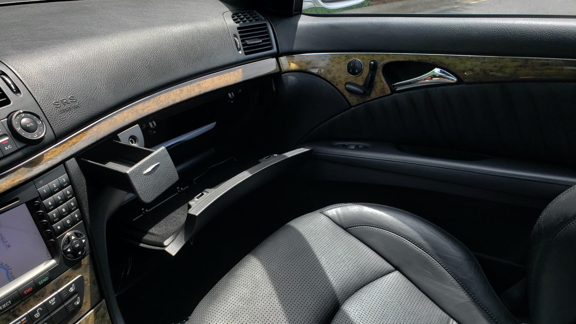 Used 2007 Mercedes-Benz E-Class E63 AMG WAGON / NAV / SUNROOF / HARMAN/KARDON for sale $29,000 at Formula Imports in Charlotte NC 28227 56