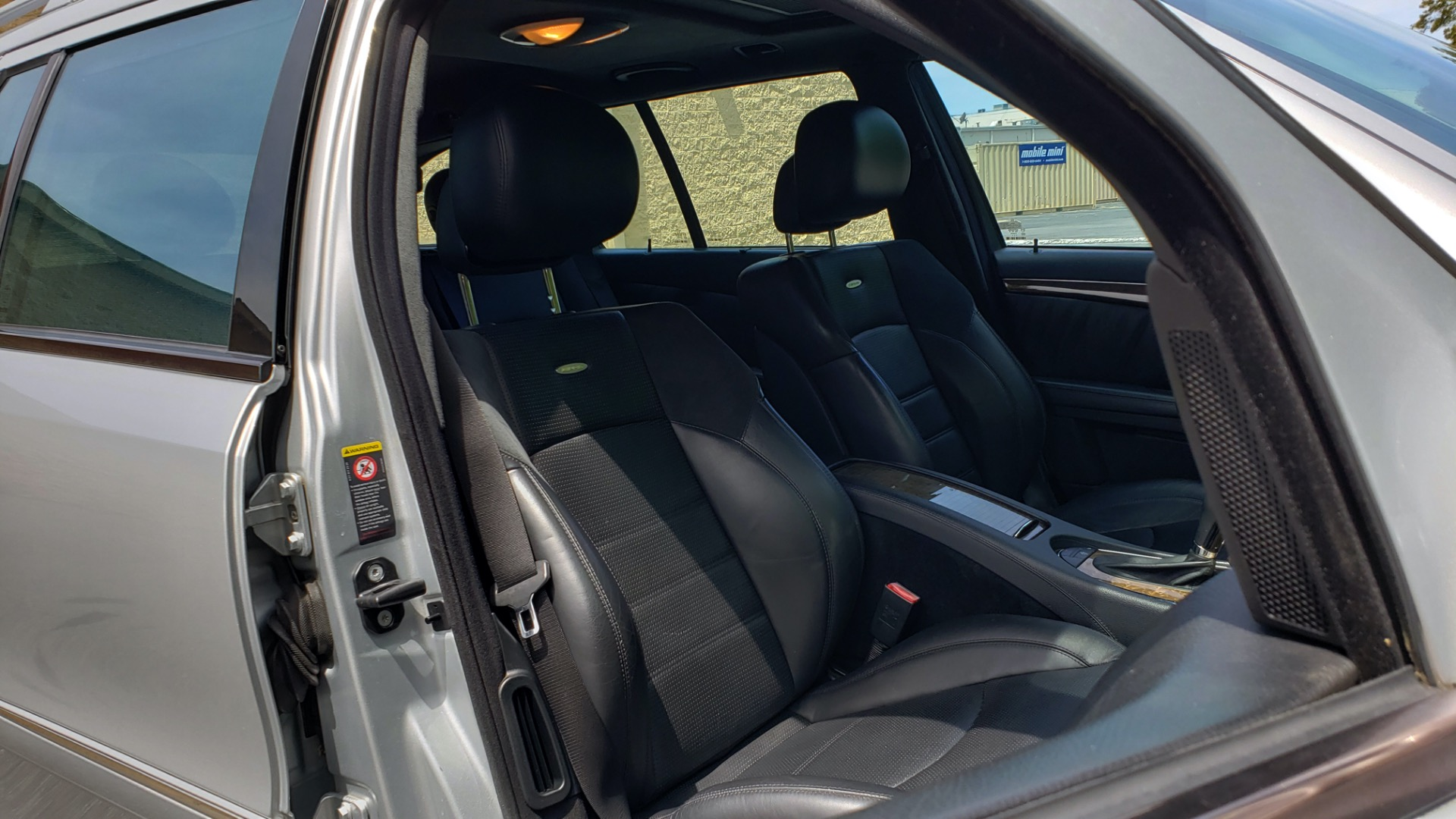 Used 2007 Mercedes-Benz E-Class E63 AMG WAGON / NAV / SUNROOF / HARMAN/KARDON for sale $29,000 at Formula Imports in Charlotte NC 28227 72