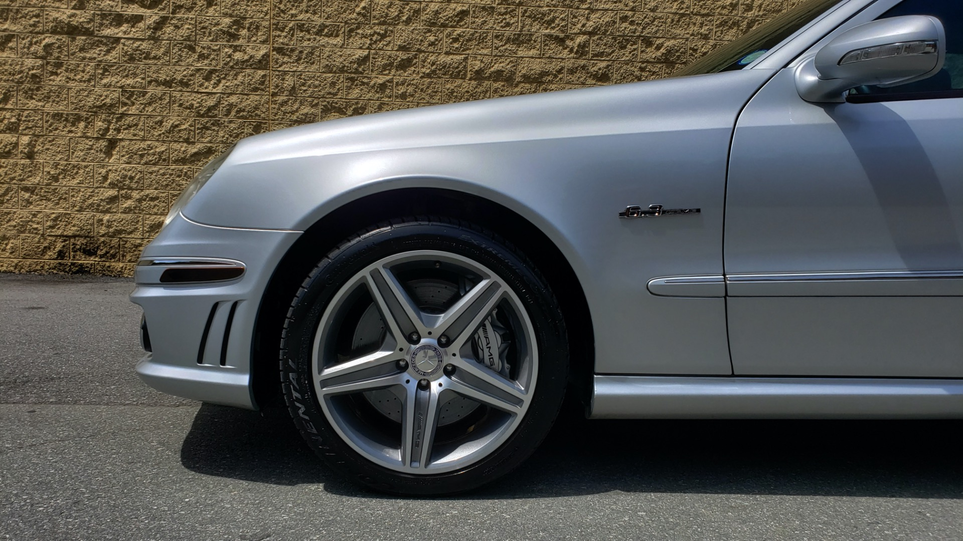 Used 2007 Mercedes-Benz E-Class E63 AMG WAGON / NAV / SUNROOF / HARMAN/KARDON for sale $29,000 at Formula Imports in Charlotte NC 28227 82