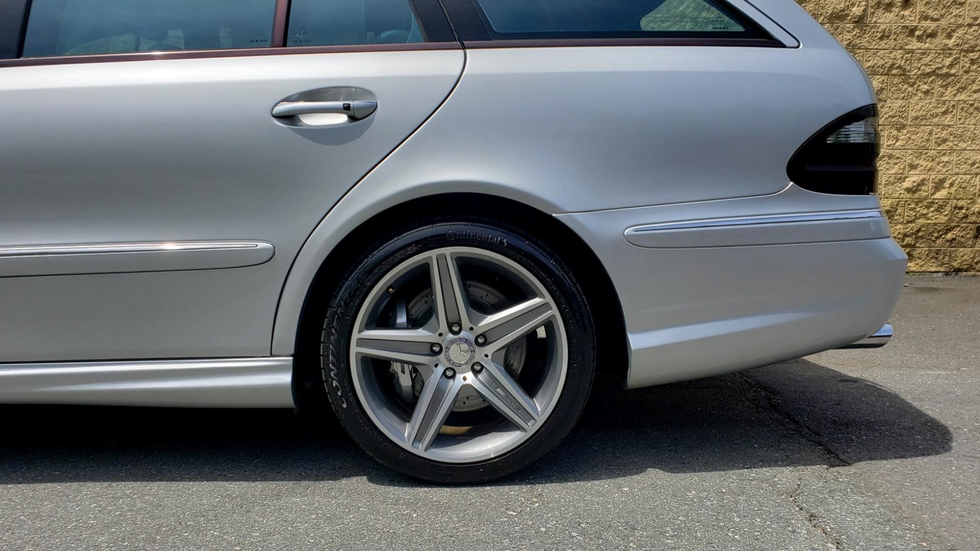Used 2007 Mercedes-Benz E-Class E63 AMG WAGON / NAV / SUNROOF / HARMAN/KARDON for sale $29,000 at Formula Imports in Charlotte NC 28227 83