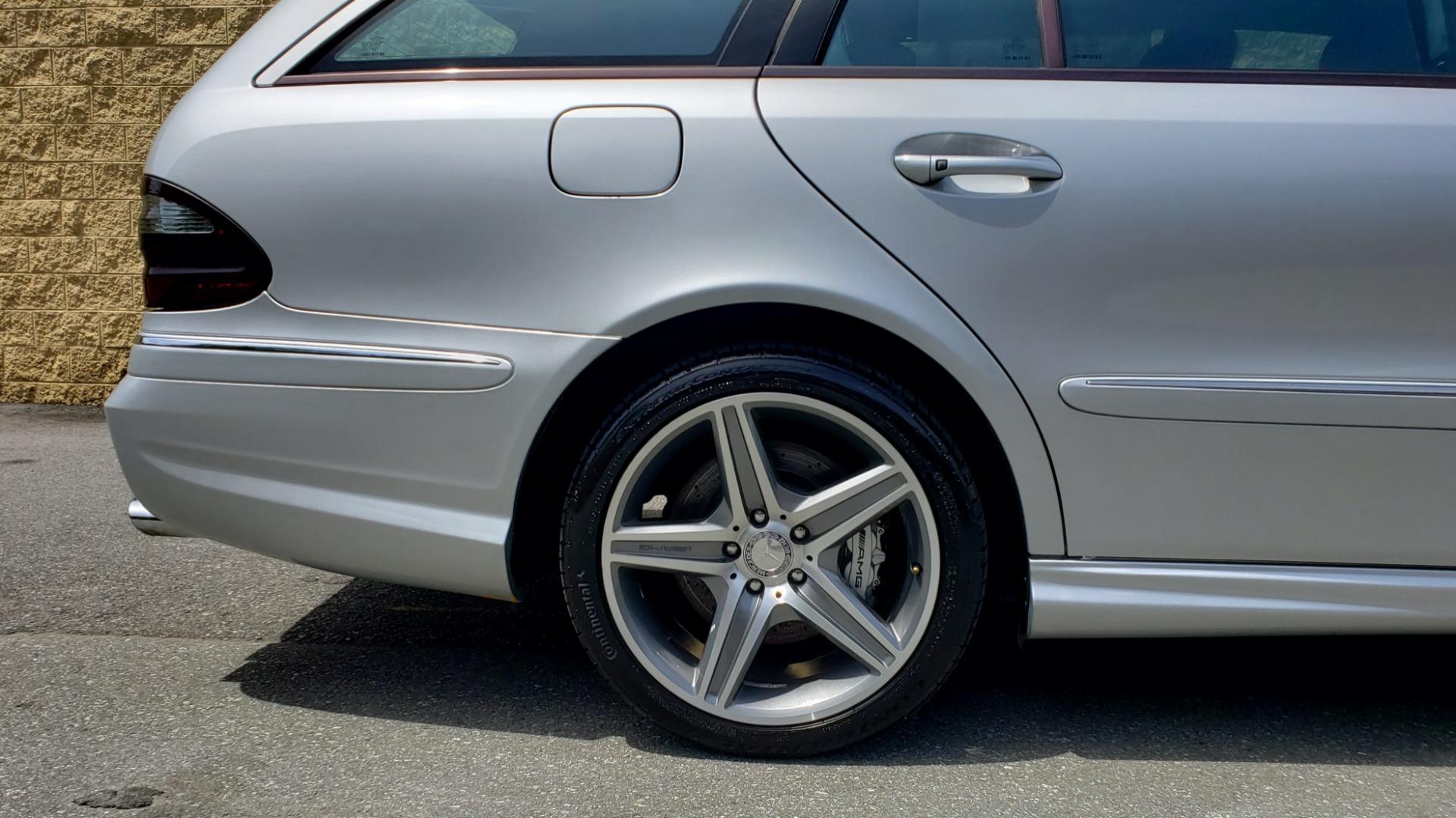 Used 2007 Mercedes-Benz E-Class E63 AMG WAGON / NAV / SUNROOF / HARMAN/KARDON for sale $29,000 at Formula Imports in Charlotte NC 28227 84