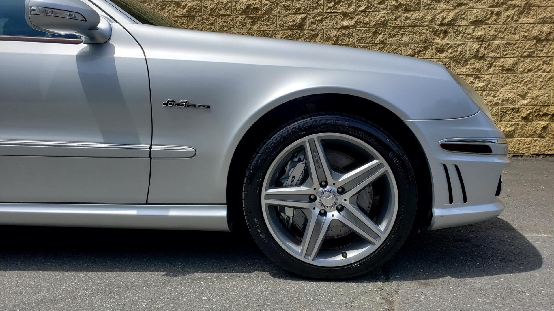Used 2007 Mercedes-Benz E-Class E63 AMG WAGON / NAV / SUNROOF / HARMAN/KARDON for sale $29,000 at Formula Imports in Charlotte NC 28227 85