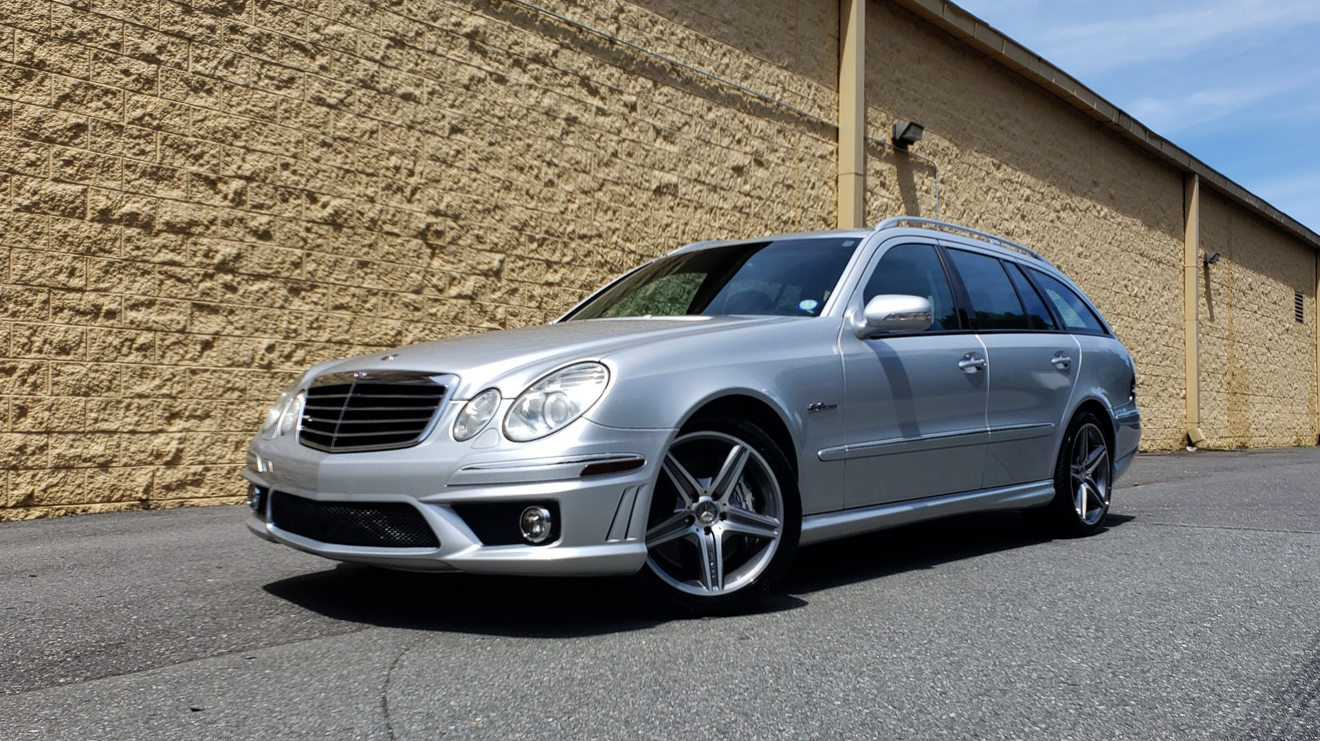 Used 2007 Mercedes-Benz E-Class 6.3L AMG for sale Sold at Formula Imports in Charlotte NC 28227 1