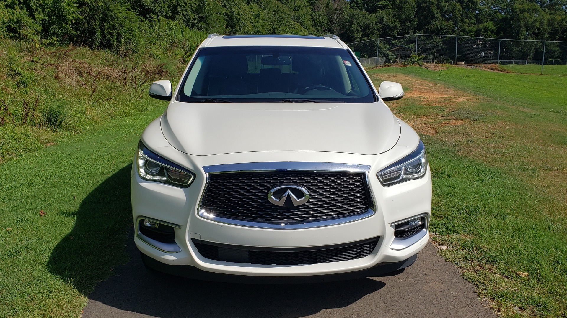 Used 2016 INFINITI QX60 AWD / 3.5L V6 / SUNROOF / HTD STS / 3-ROW / TOWING / REARVIEW for sale Sold at Formula Imports in Charlotte NC 28227 10