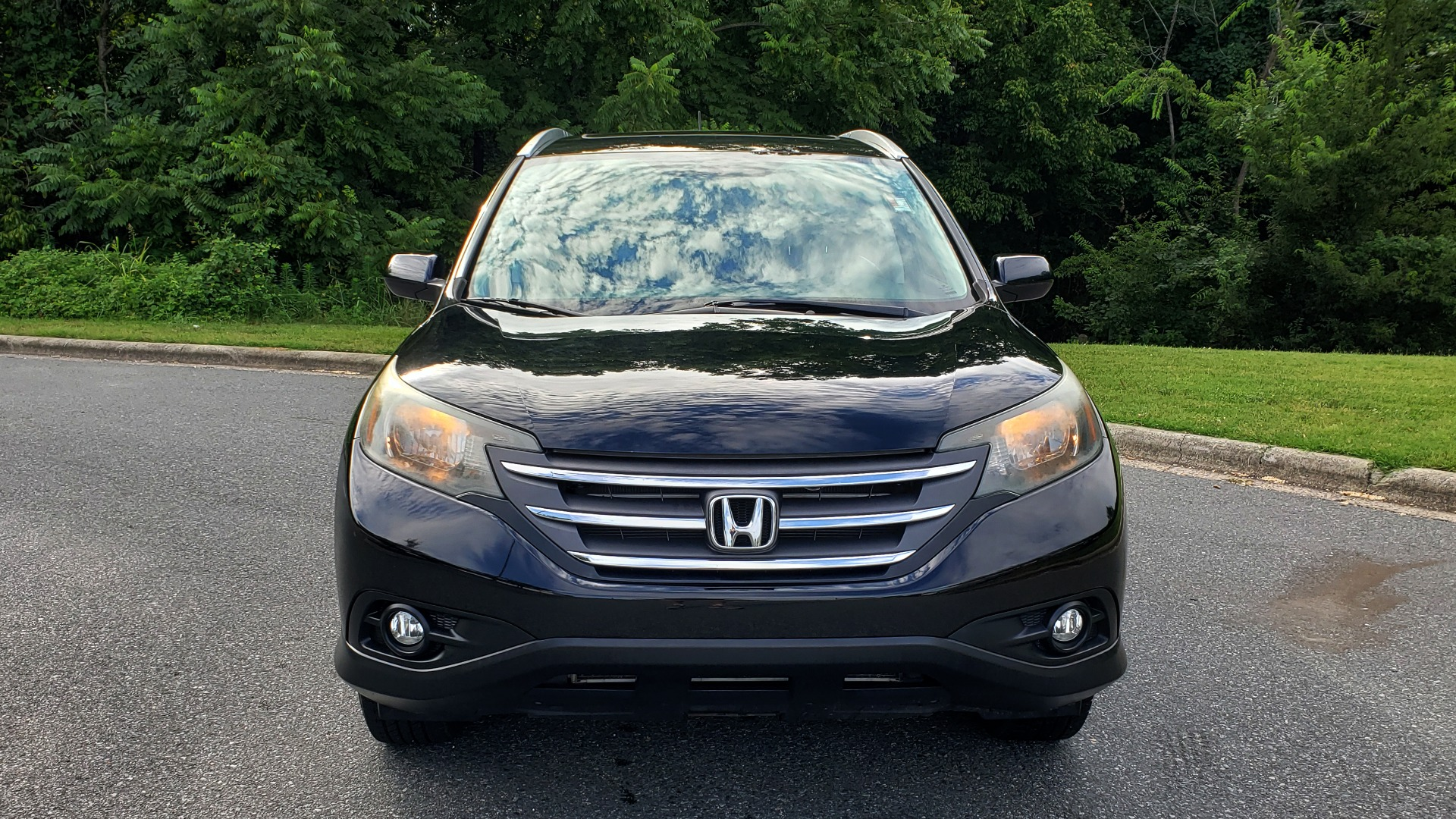 Used 2012 Honda CR-V EX-L / AWD / 5DR / SUNROOF / HEATED SEATS / REARVIEW for sale Sold at Formula Imports in Charlotte NC 28227 19