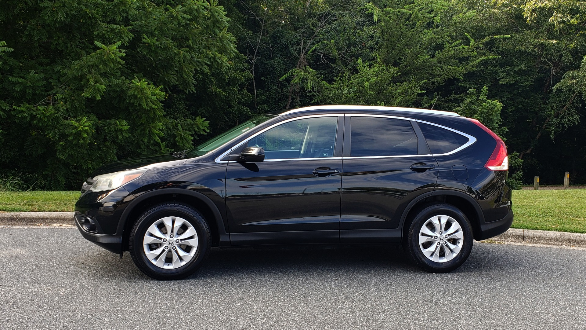 Used 2012 Honda CR-V EX-L / AWD / 5DR / SUNROOF / HEATED SEATS / REARVIEW for sale Sold at Formula Imports in Charlotte NC 28227 2