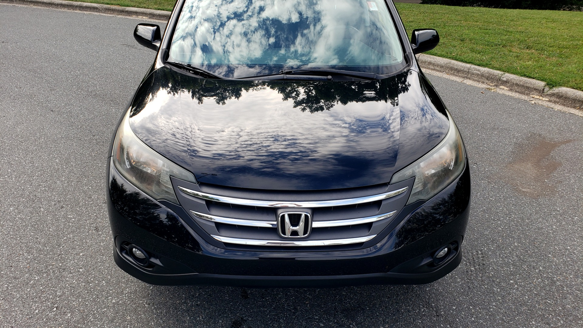 Used 2012 Honda CR-V EX-L / AWD / 5DR / SUNROOF / HEATED SEATS / REARVIEW for sale Sold at Formula Imports in Charlotte NC 28227 22