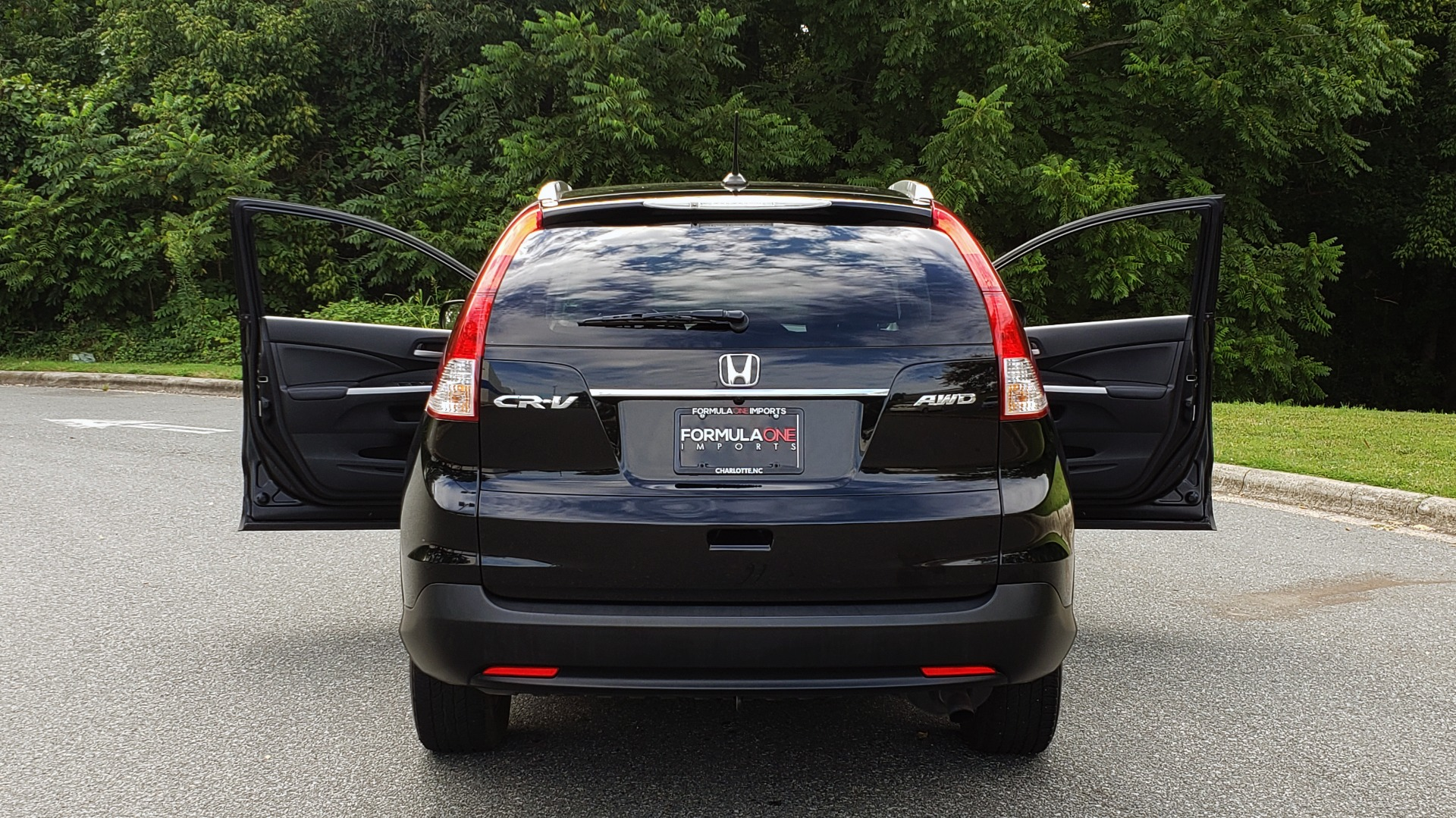Used 2012 Honda CR-V EX-L / AWD / 5DR / SUNROOF / HEATED SEATS / REARVIEW for sale Sold at Formula Imports in Charlotte NC 28227 26