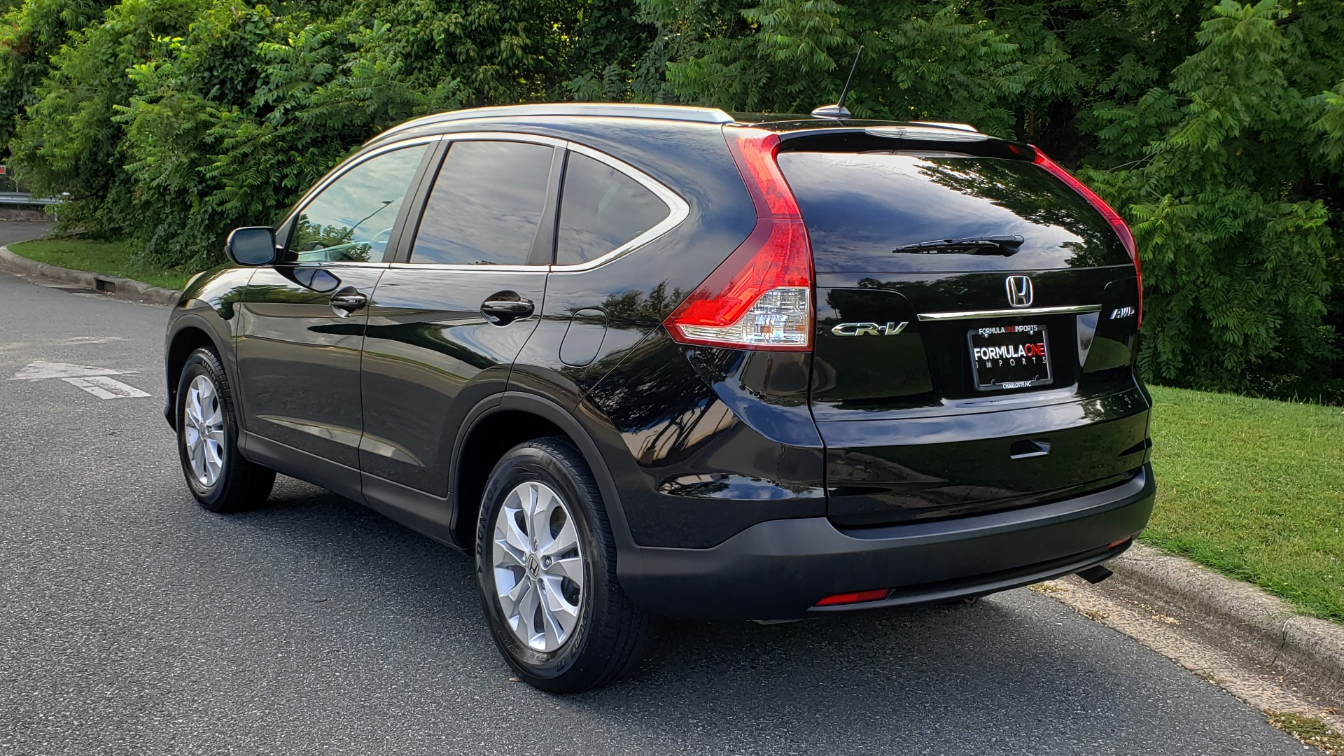 Used 2012 Honda CR-V EX-L / AWD / 5DR / SUNROOF / HEATED SEATS / REARVIEW for sale Sold at Formula Imports in Charlotte NC 28227 3