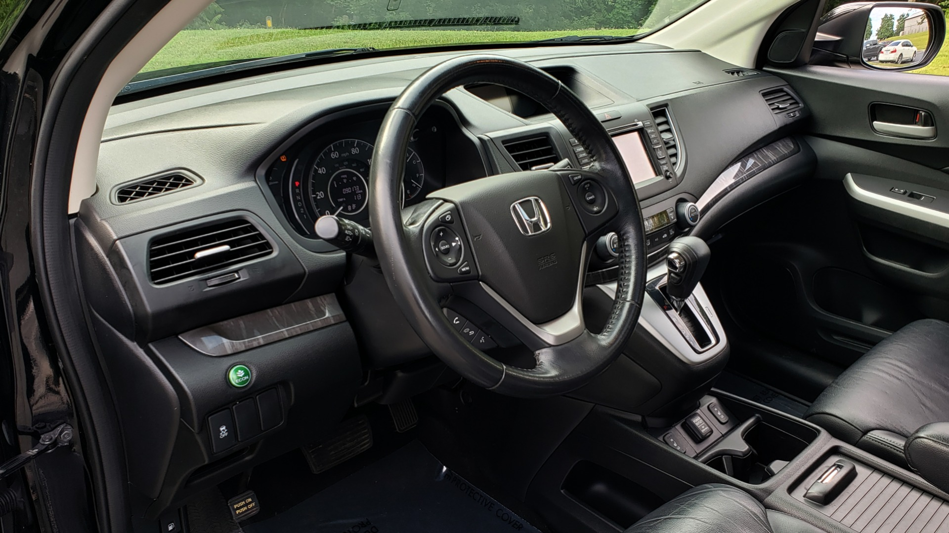 Used 2012 Honda CR-V EX-L / AWD / 5DR / SUNROOF / HEATED SEATS / REARVIEW for sale Sold at Formula Imports in Charlotte NC 28227 32