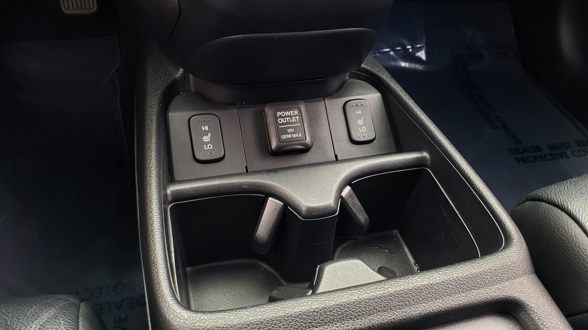 Used 2012 Honda CR-V EX-L / AWD / 5DR / SUNROOF / HEATED SEATS / REARVIEW for sale Sold at Formula Imports in Charlotte NC 28227 43