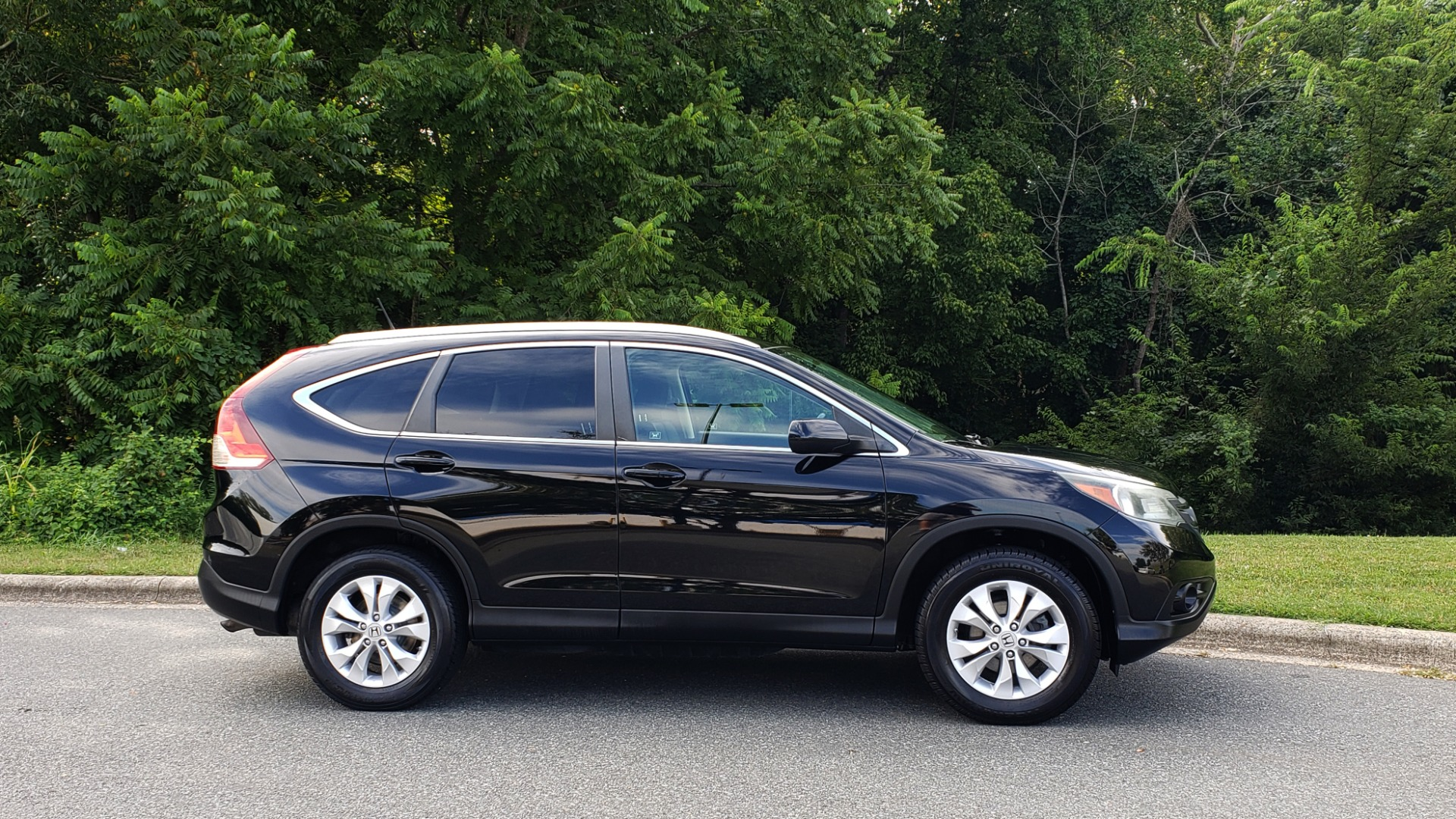 Used 2012 Honda CR-V EX-L / AWD / 5DR / SUNROOF / HEATED SEATS / REARVIEW for sale Sold at Formula Imports in Charlotte NC 28227 5