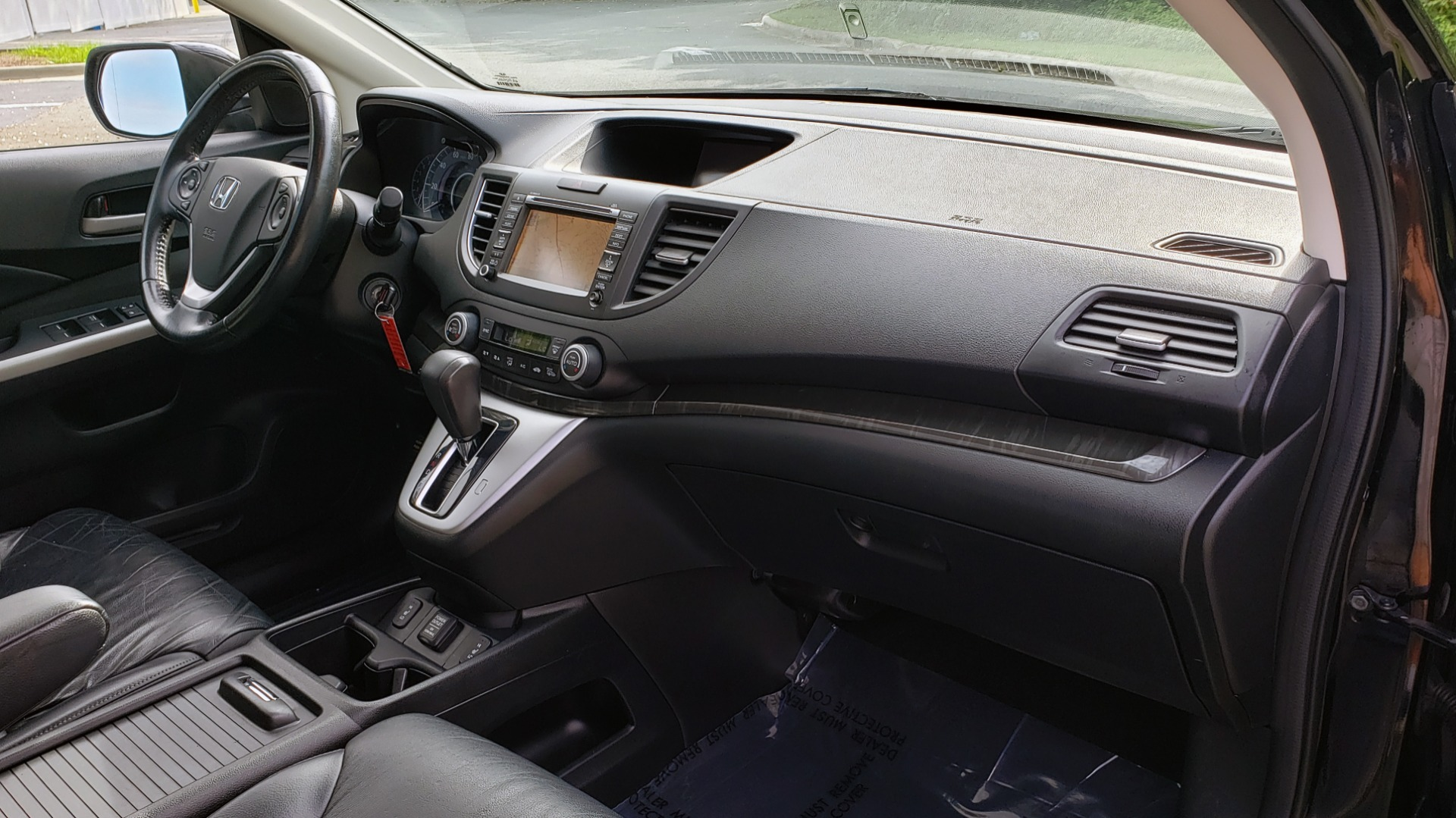 Used 2012 Honda CR-V EX-L / AWD / 5DR / SUNROOF / HEATED SEATS / REARVIEW for sale Sold at Formula Imports in Charlotte NC 28227 59