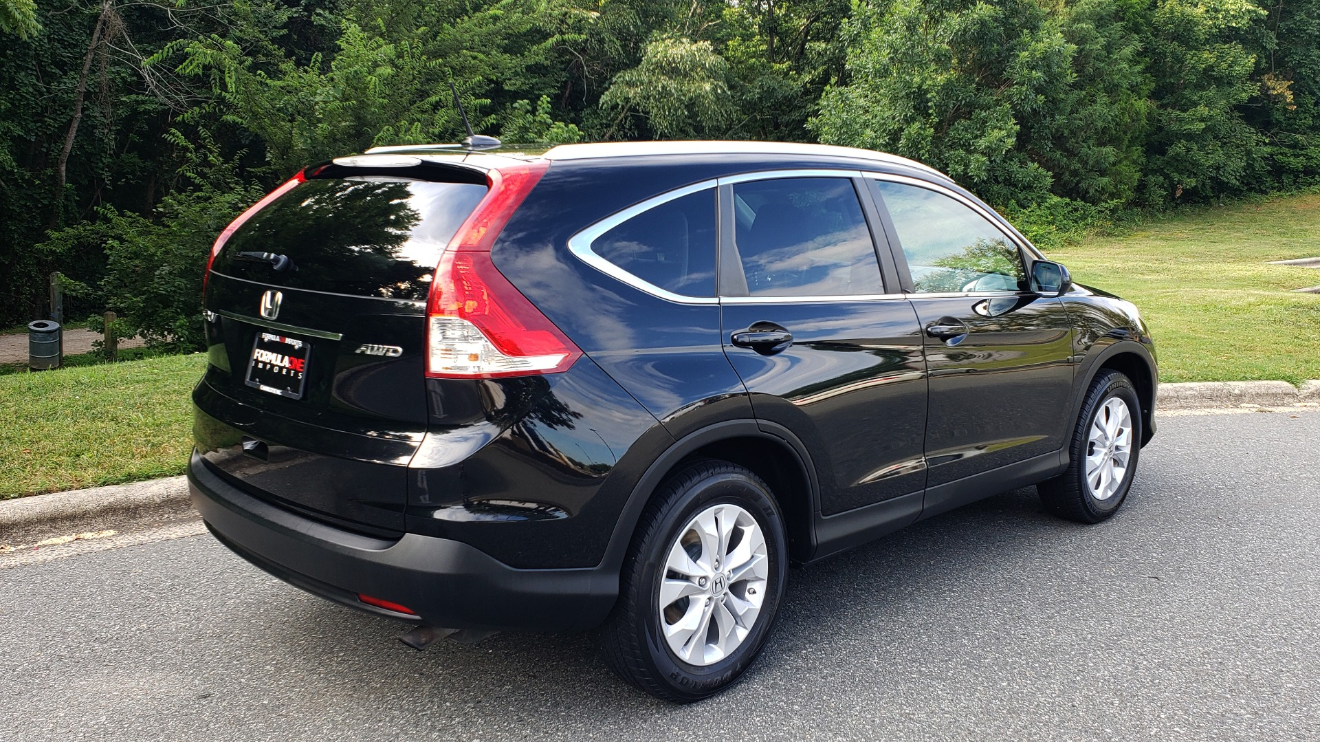 Used 2012 Honda CR-V EX-L / AWD / 5DR / SUNROOF / HEATED SEATS / REARVIEW for sale Sold at Formula Imports in Charlotte NC 28227 6