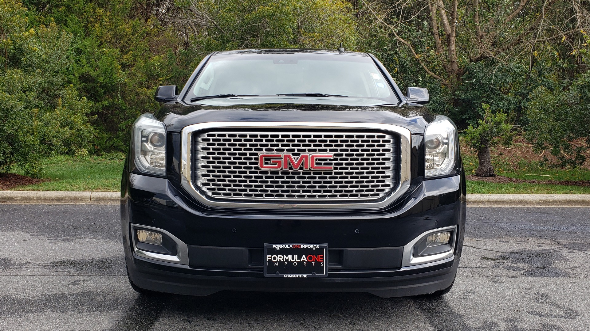 Used 2017 GMC YUKON XL DENALI 4WD / NAV / SUNROOF / ENT / 3-ROWS / BOSE / REARVIEW for sale Sold at Formula Imports in Charlotte NC 28227 21