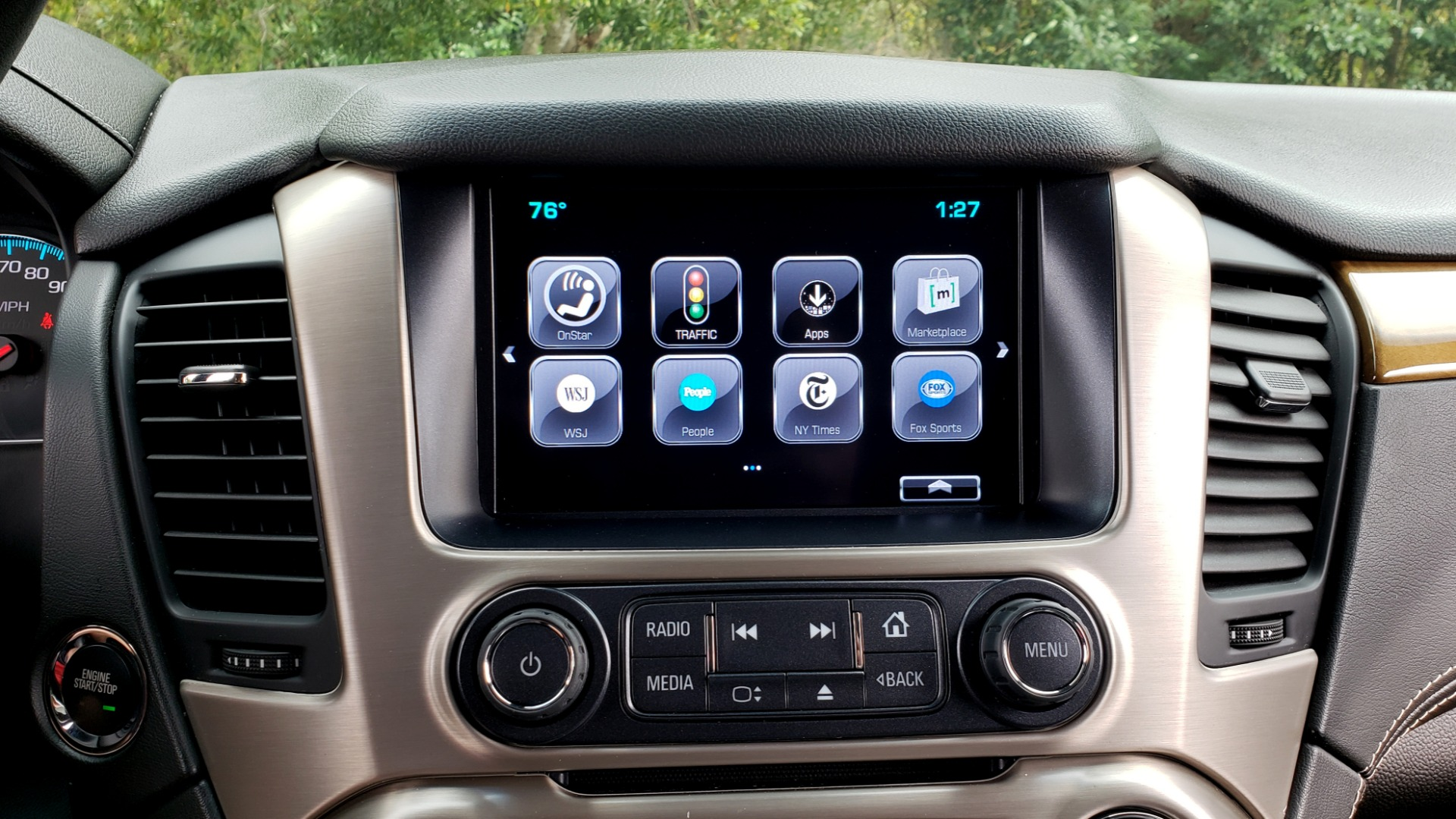 Used 2017 GMC YUKON XL DENALI 4WD / NAV / SUNROOF / ENT / 3-ROWS / BOSE / REARVIEW for sale Sold at Formula Imports in Charlotte NC 28227 54